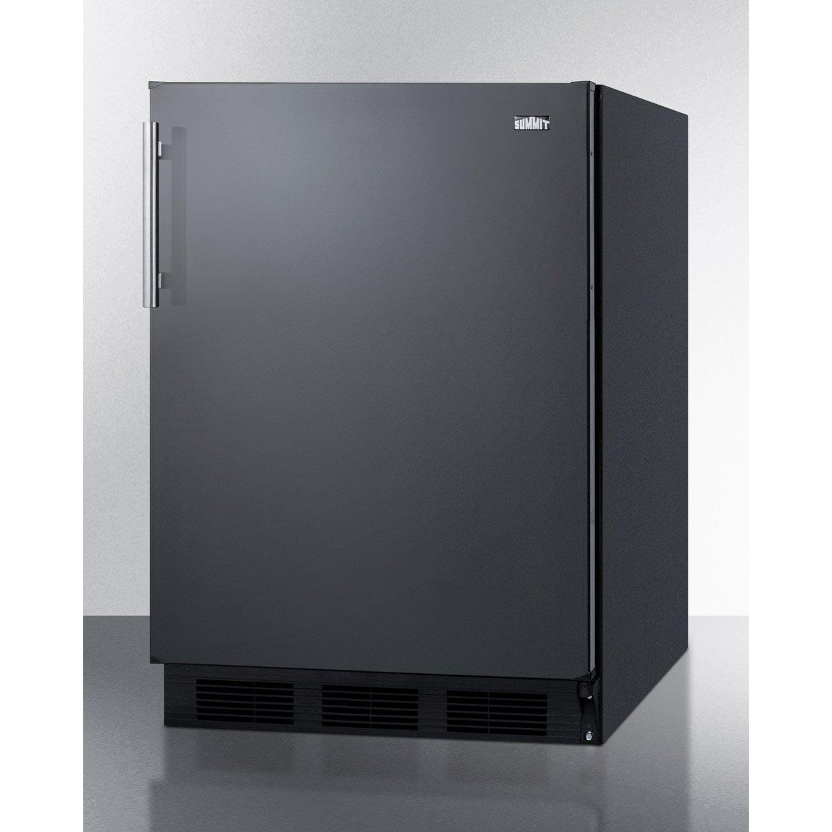 Summit Appliance 5 5 Cu Ft Undercounter Freestanding