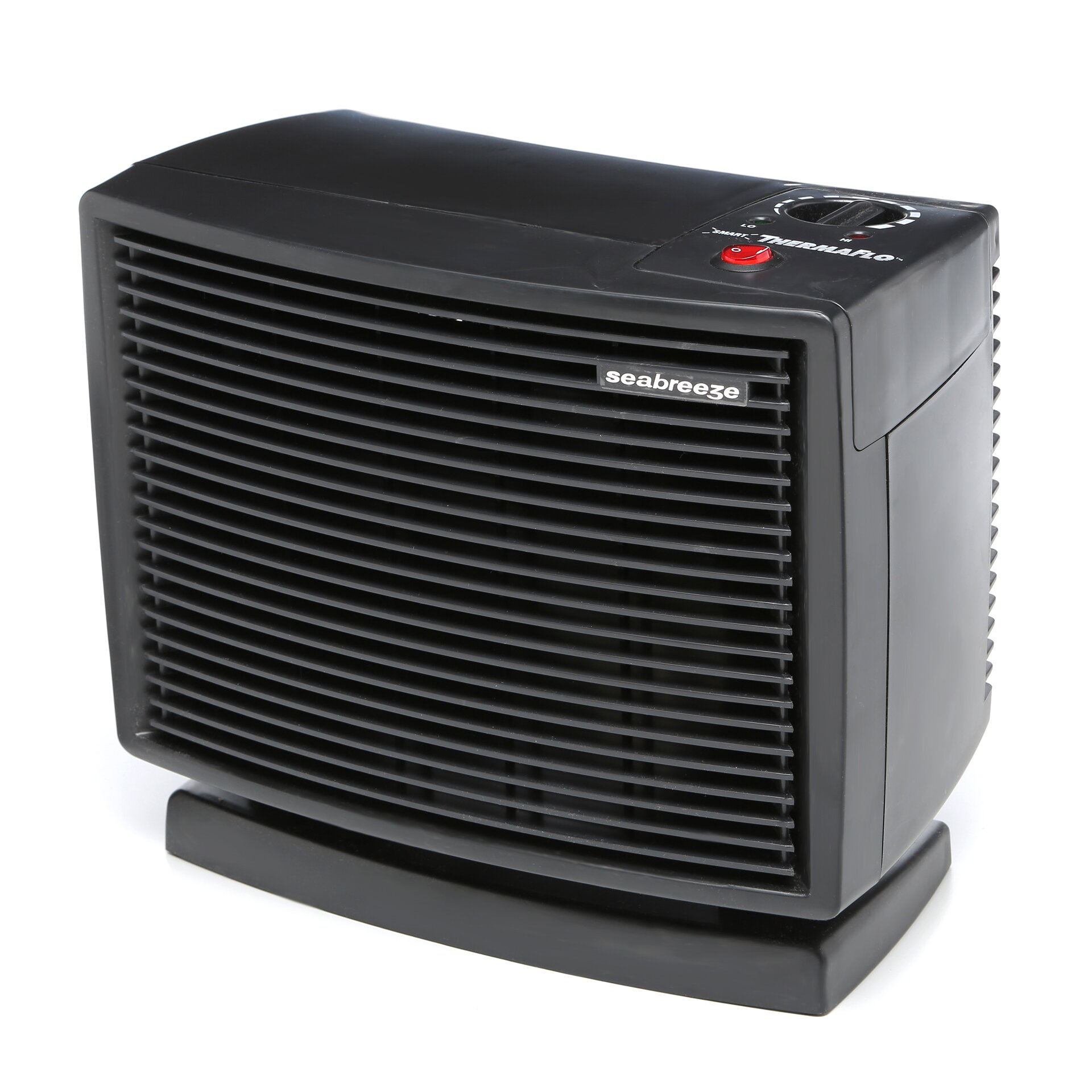 Seabreeze electric thermaflo 5 120 btu portable electric fan compact heater reviews wayfair - Best small space heaters reviews concept ...