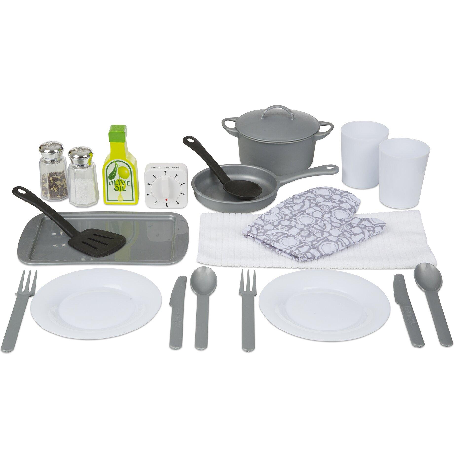 doug 20 kitchen accessory set reviews