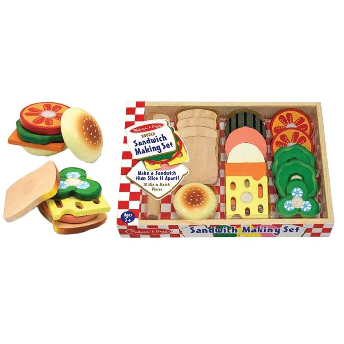 Melissa And Doug Dining Room Set Accessories