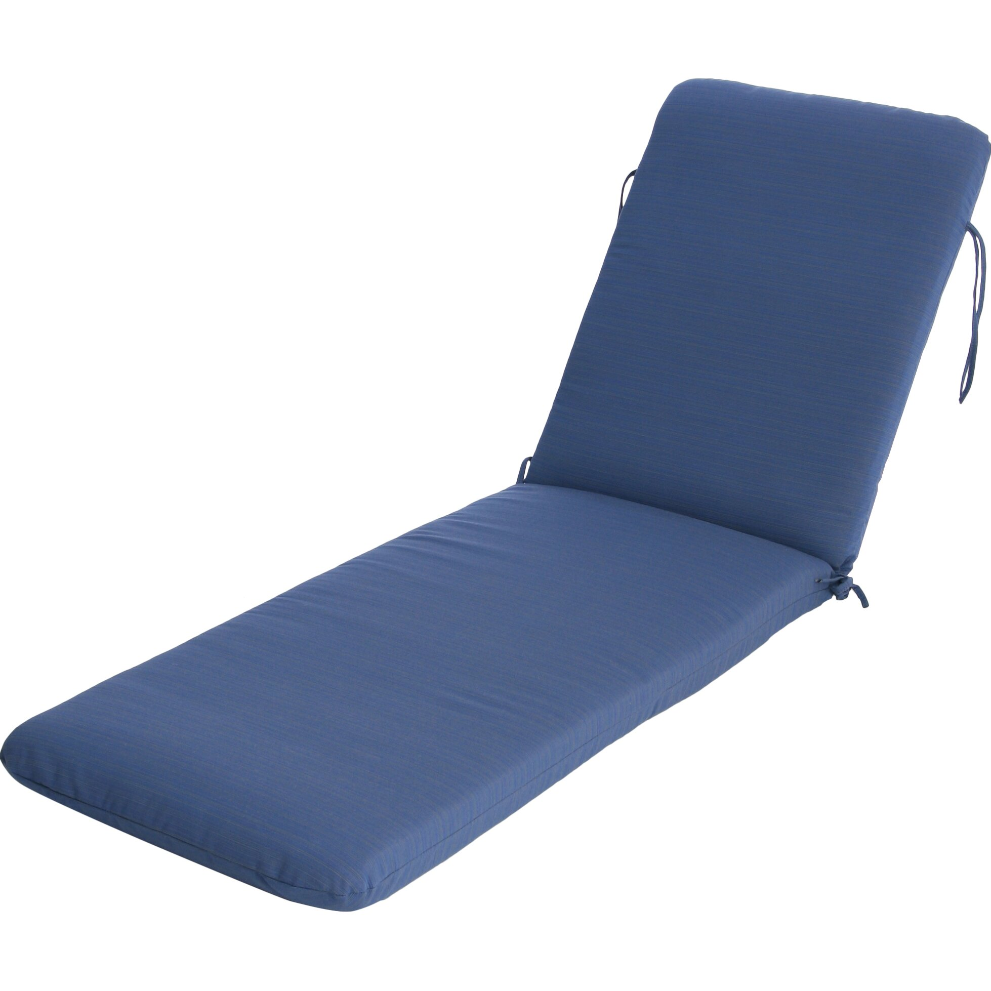 Buyers choice phat tommy outdoor sunbrella chaise lounge for Alyssa outdoor chaise lounge