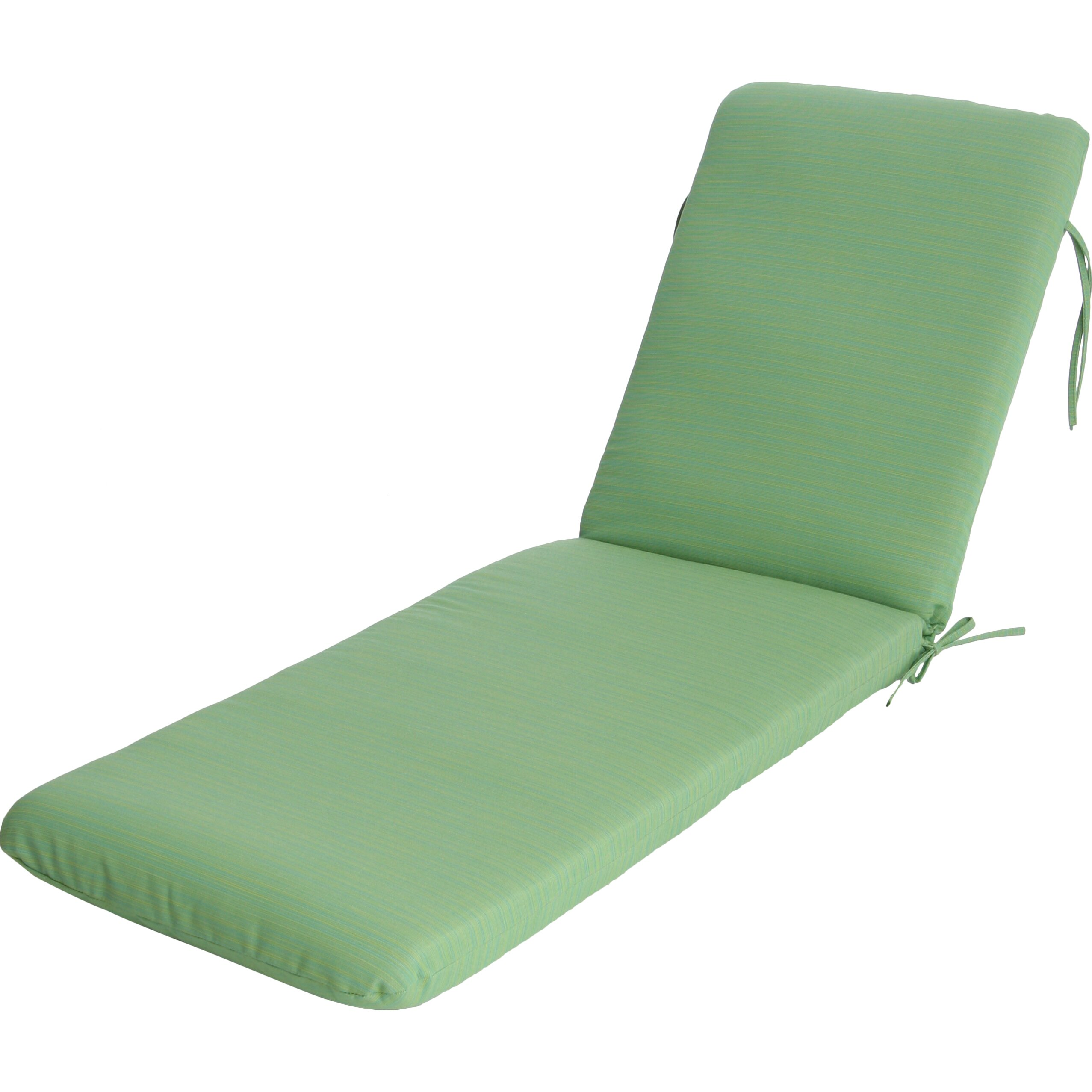 Buyers choice phat tommy outdoor sunbrella chaise lounge for Chaise longue cushions