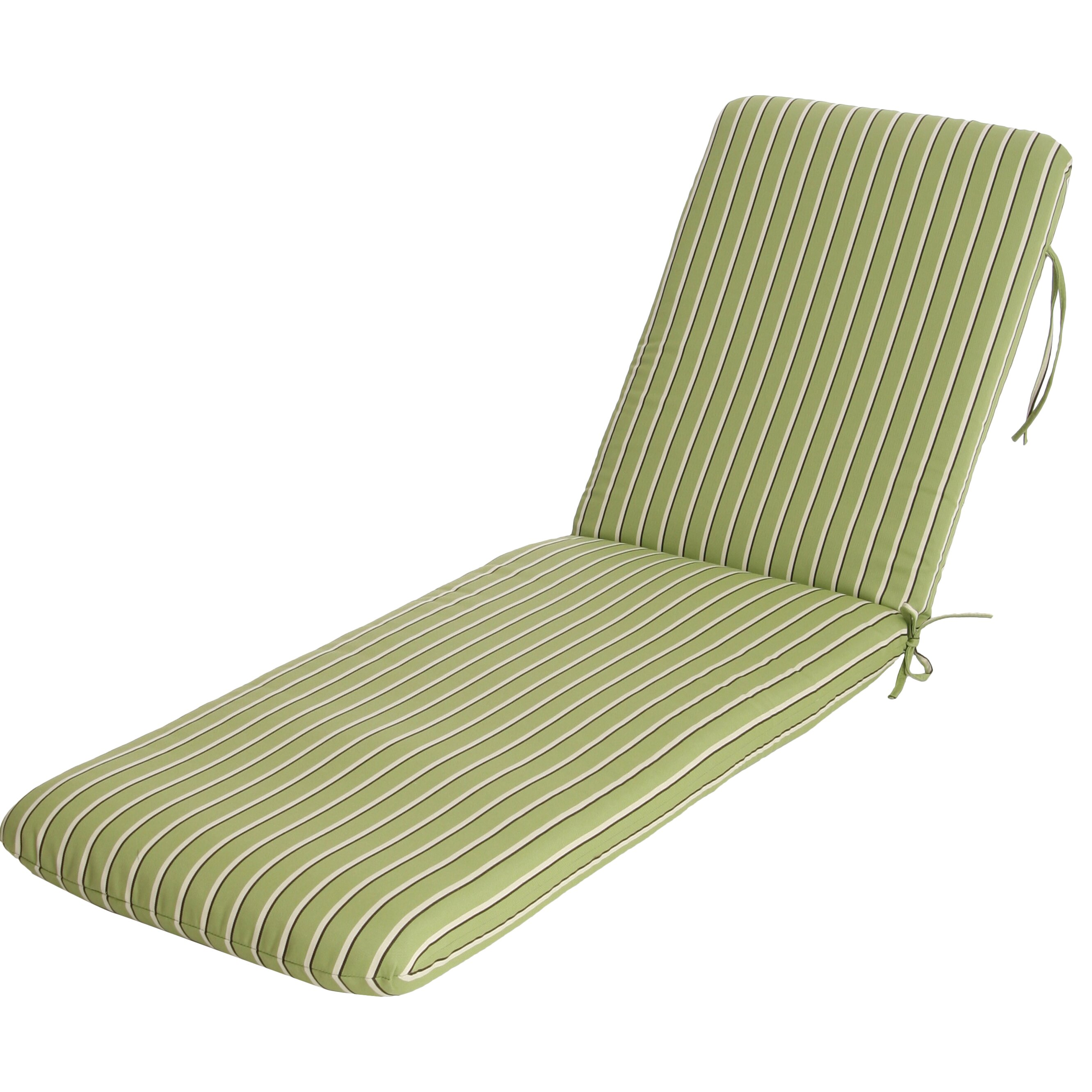 Buyers choice phat tommy outdoor sunbrella chaise lounge for Chaise longue cushion