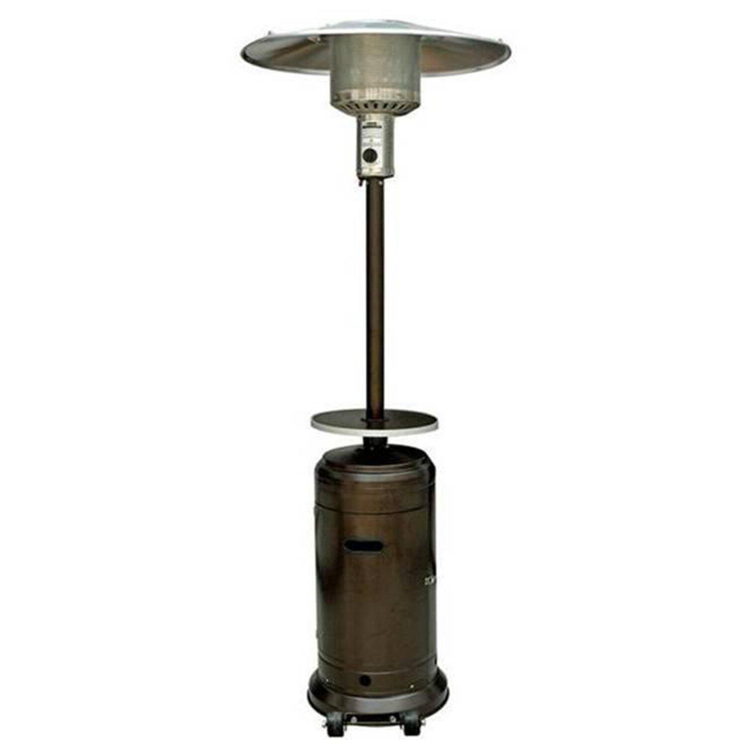 Outdoor outdoor heating propane patio heaters buyers choice sku
