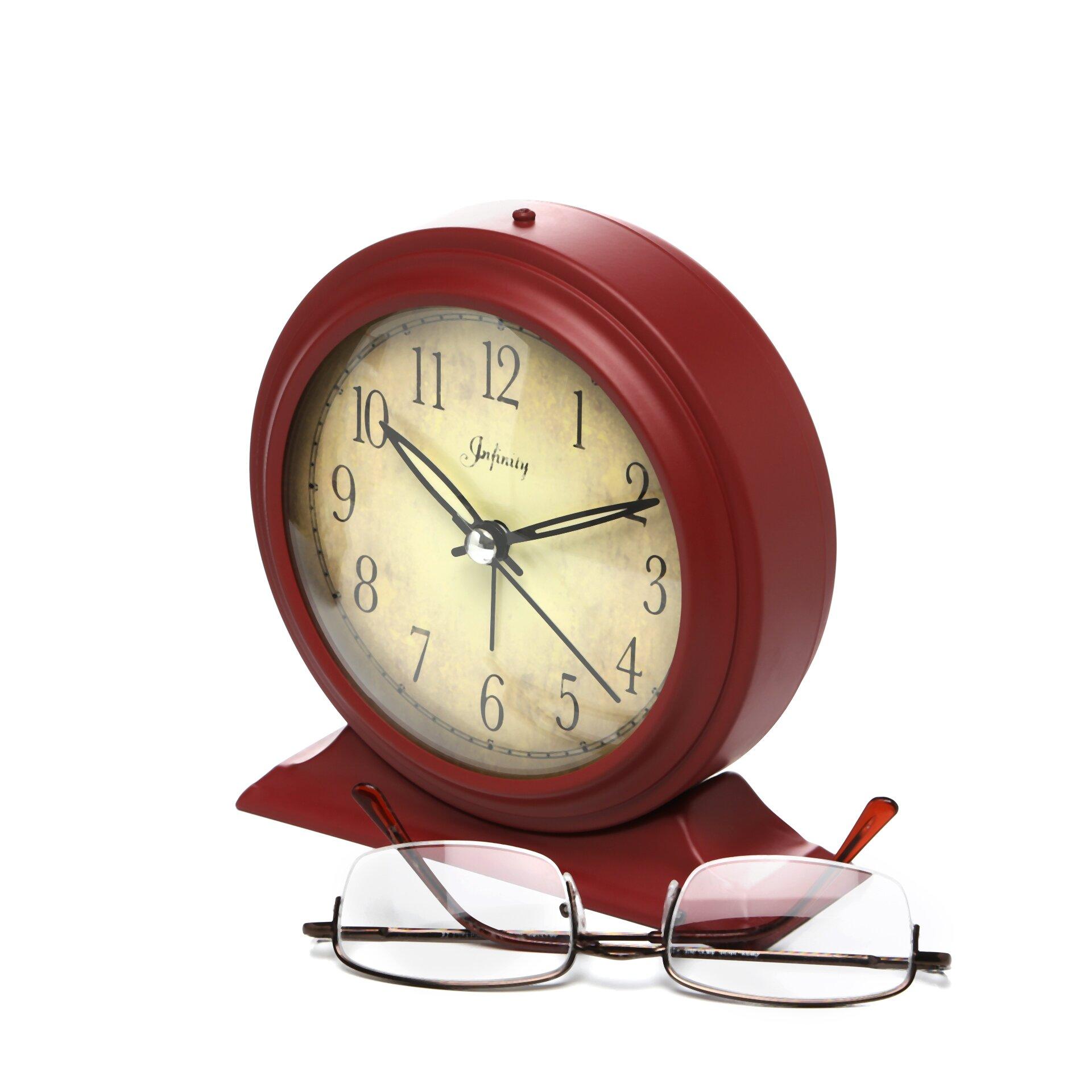 how to set a b alarm clock