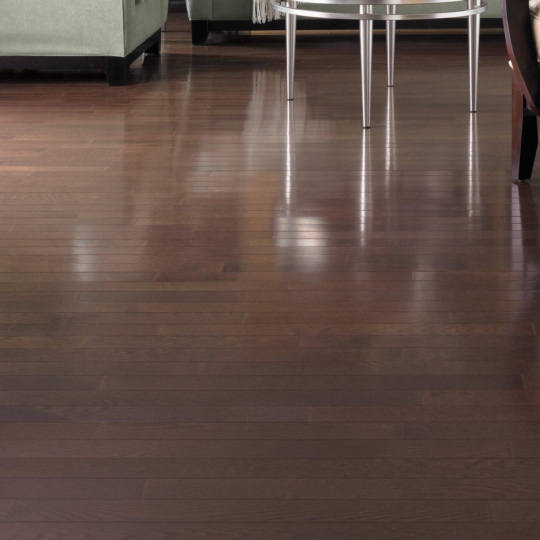 Somerset Color Strip 3 1 4 Solid Oak Hardwood Flooring In