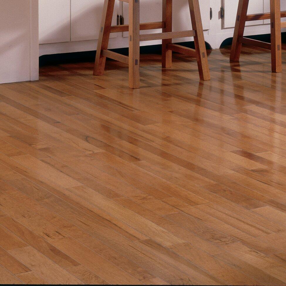 Somerset 5 solid maple hardwood flooring in tumbleweed for Somerset flooring