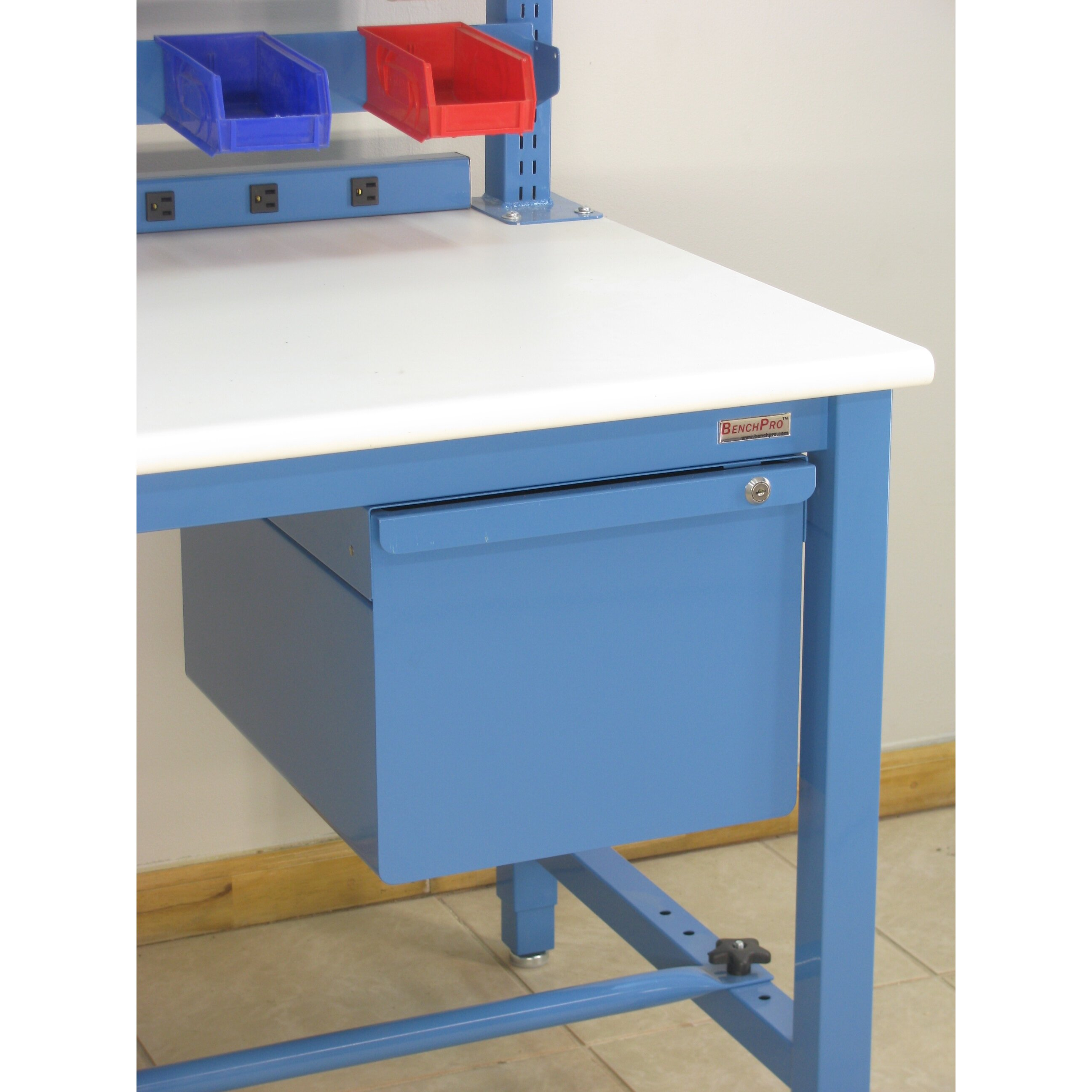 Bench Pro Kennedy Class 100 Cleanroom Formica Laminate Top Workbench Wayfair