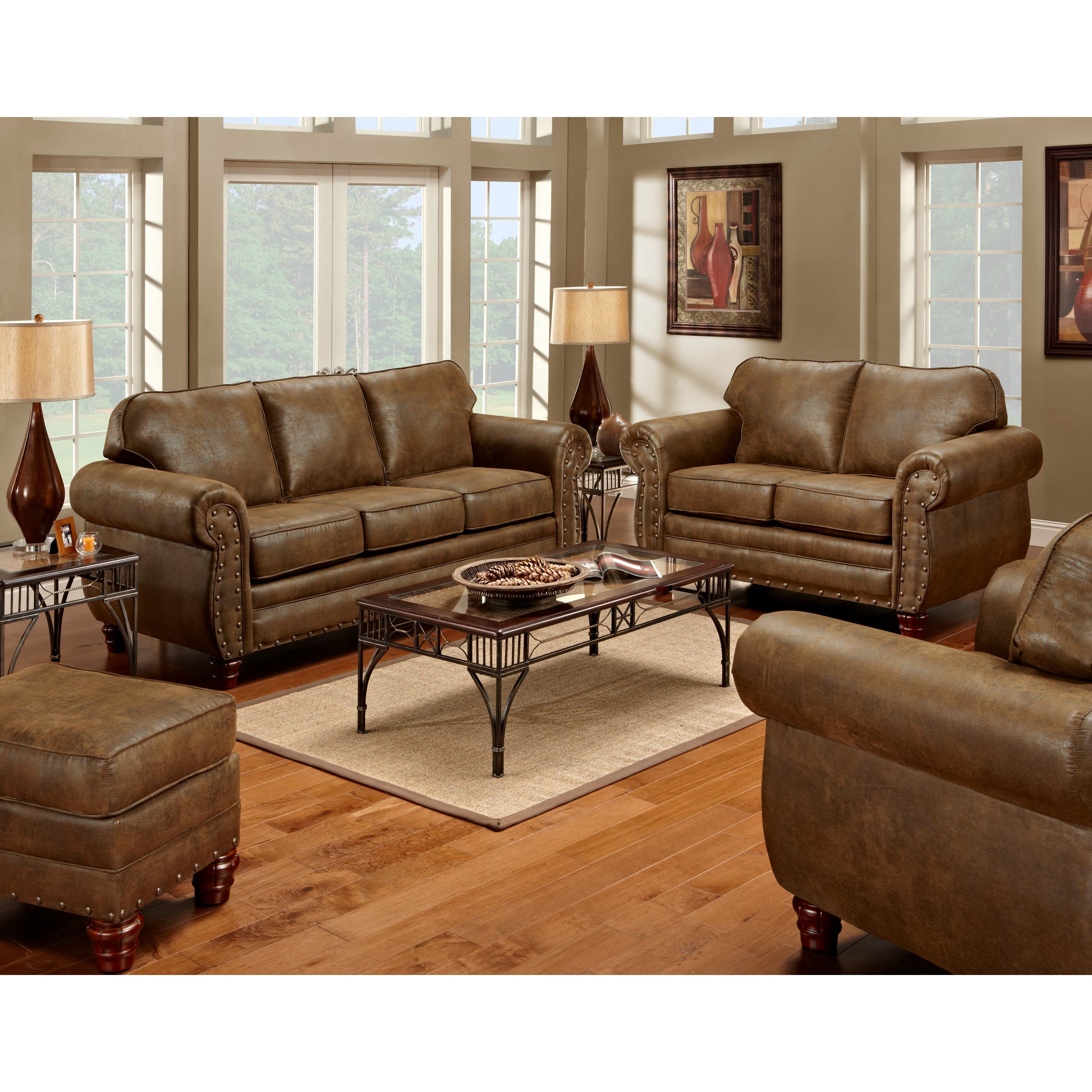 American furniture classics sedona 4 piece living room set for 4 piece sectional sleeper sofa
