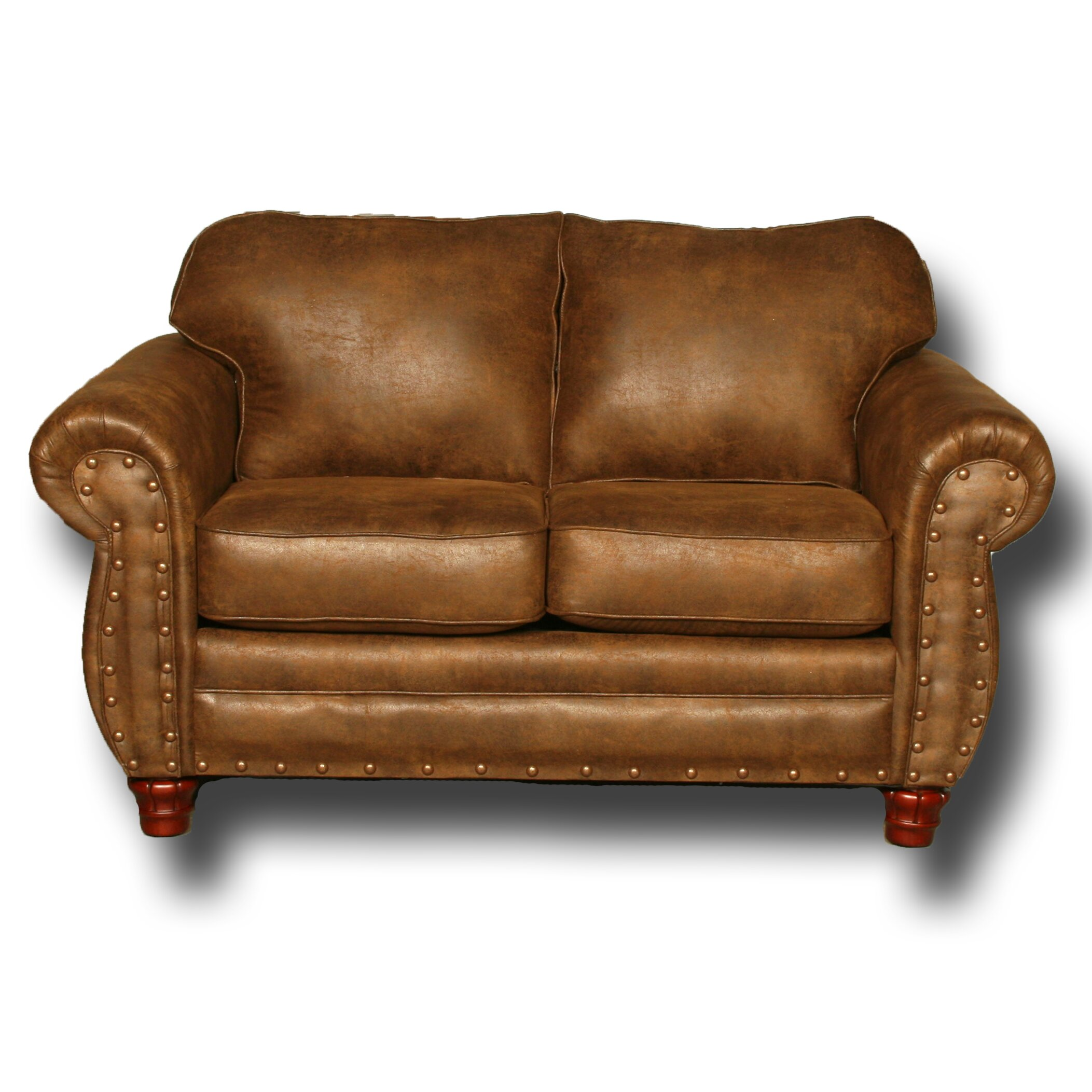 American Leather Sofas Reviews: American Furniture Classics Sedona Loveseat & Reviews