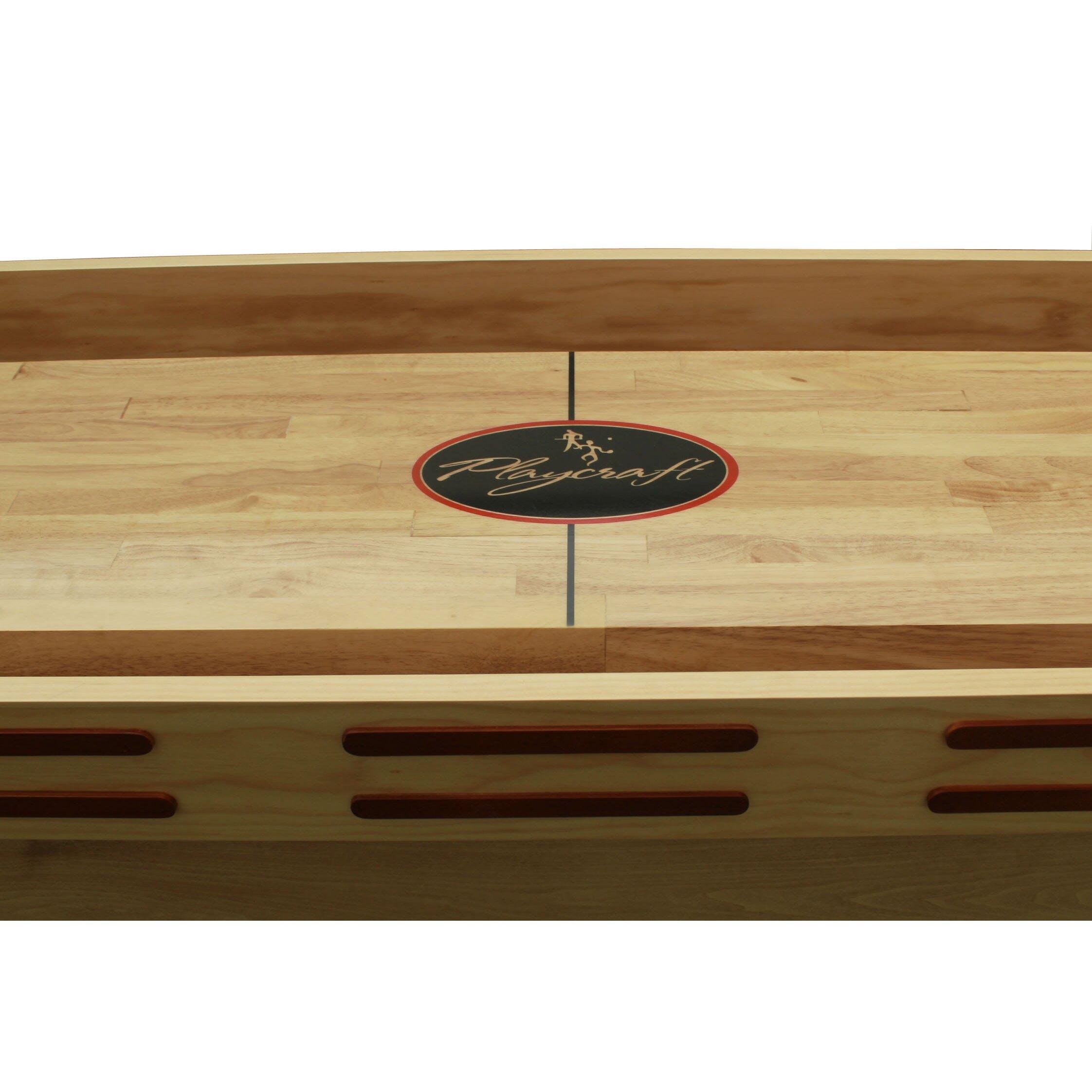 Playcraft Playcraft Coventry Cherry Shuffleboard Table
