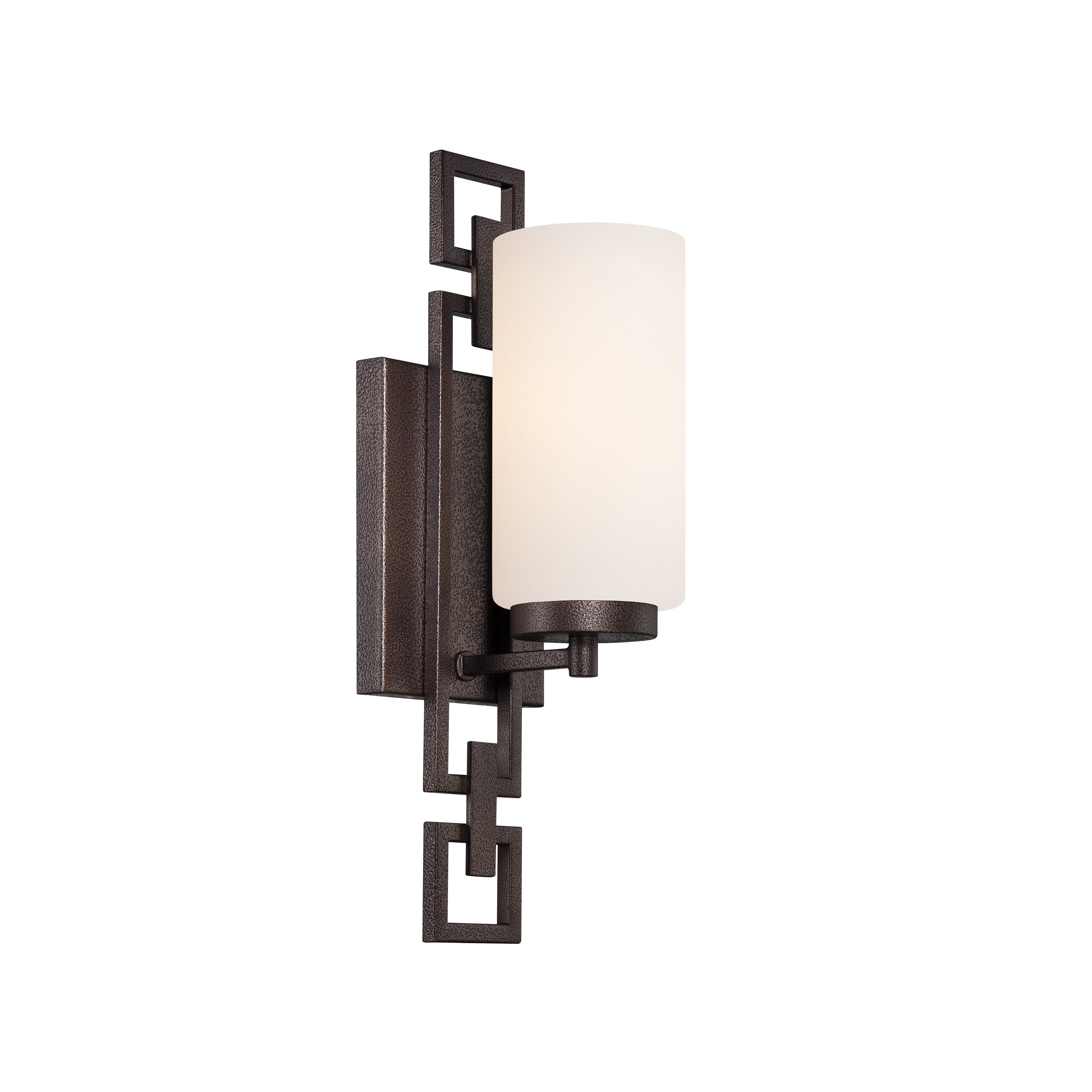 Designers Fountain Lighting Canada: Designers Fountain Del Ray 1 Light Wall Sconce