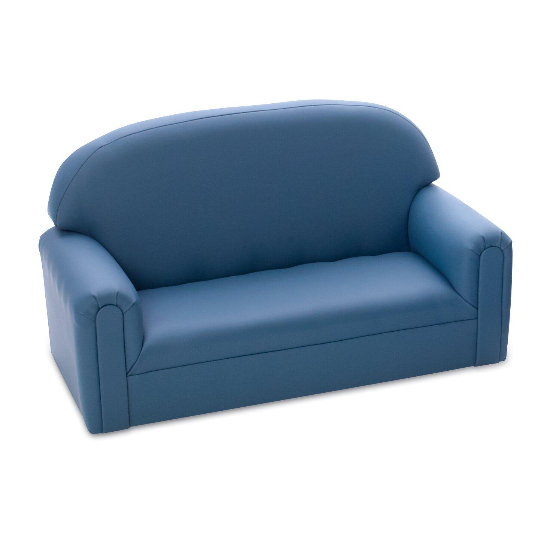 Brand New World Enviro Child Just Like Home Kids Sofa