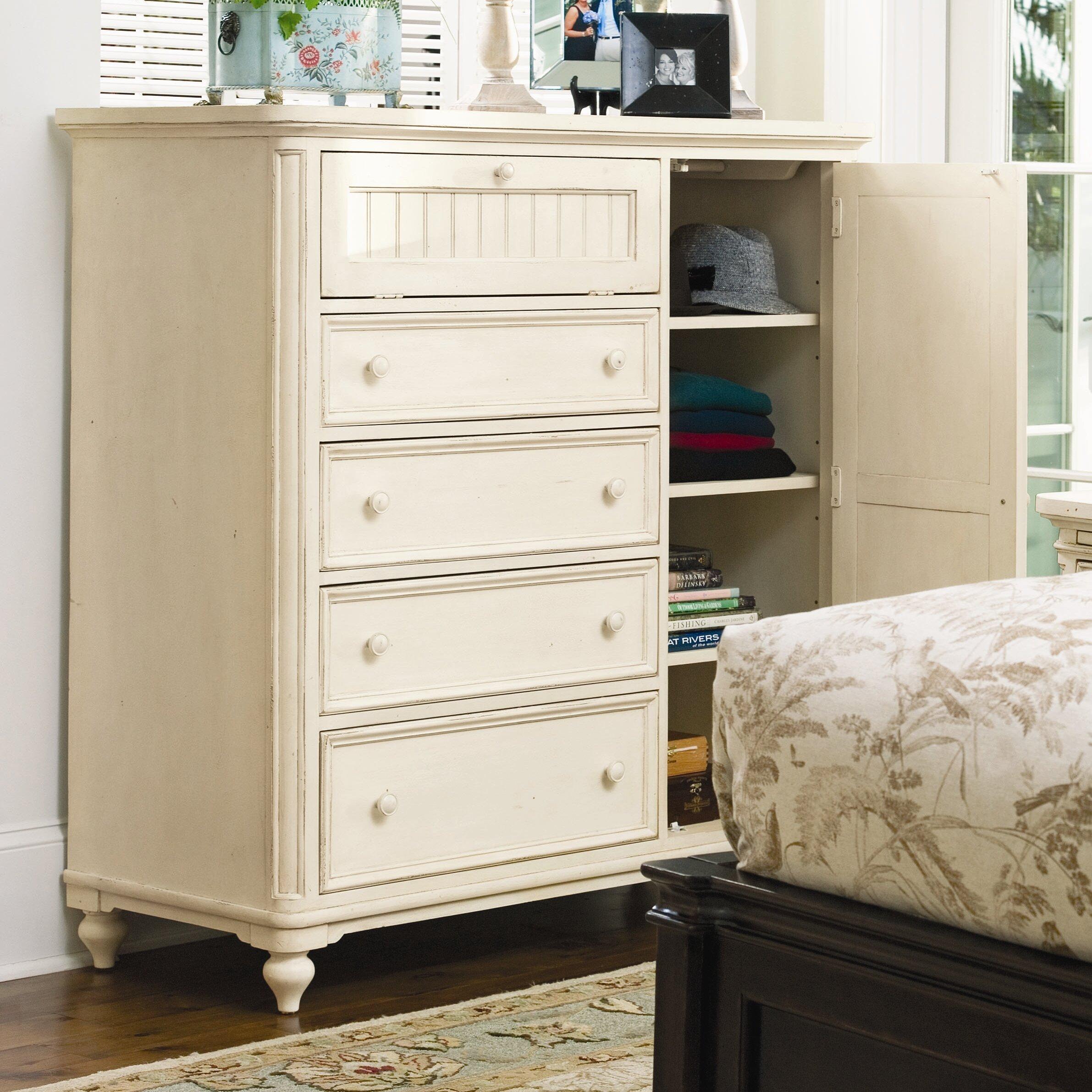 Paula Deen Home Steel Magnolia Platform Customizable Bedroom Set Reviews Wayfair