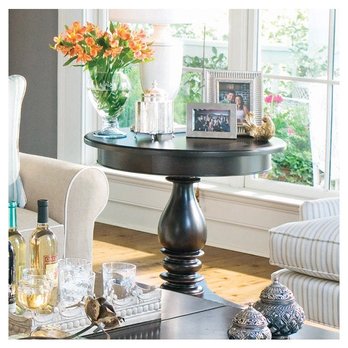 Paula Deen Home Paula Deen Home End Table Reviews Wayfair