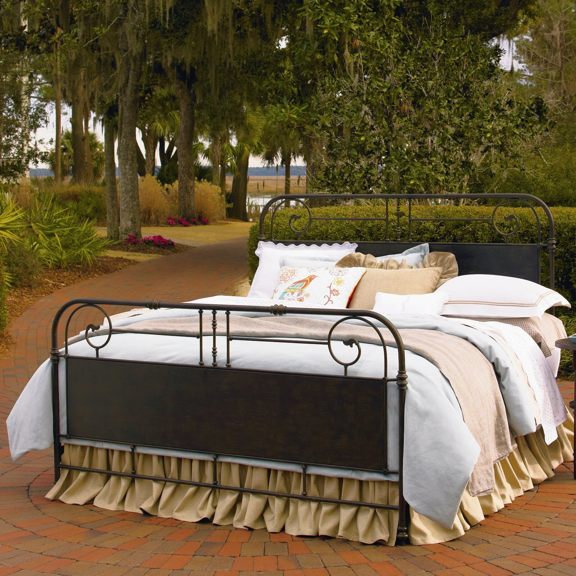 Paula Deen Home Down Home Panel Bed & Reviews