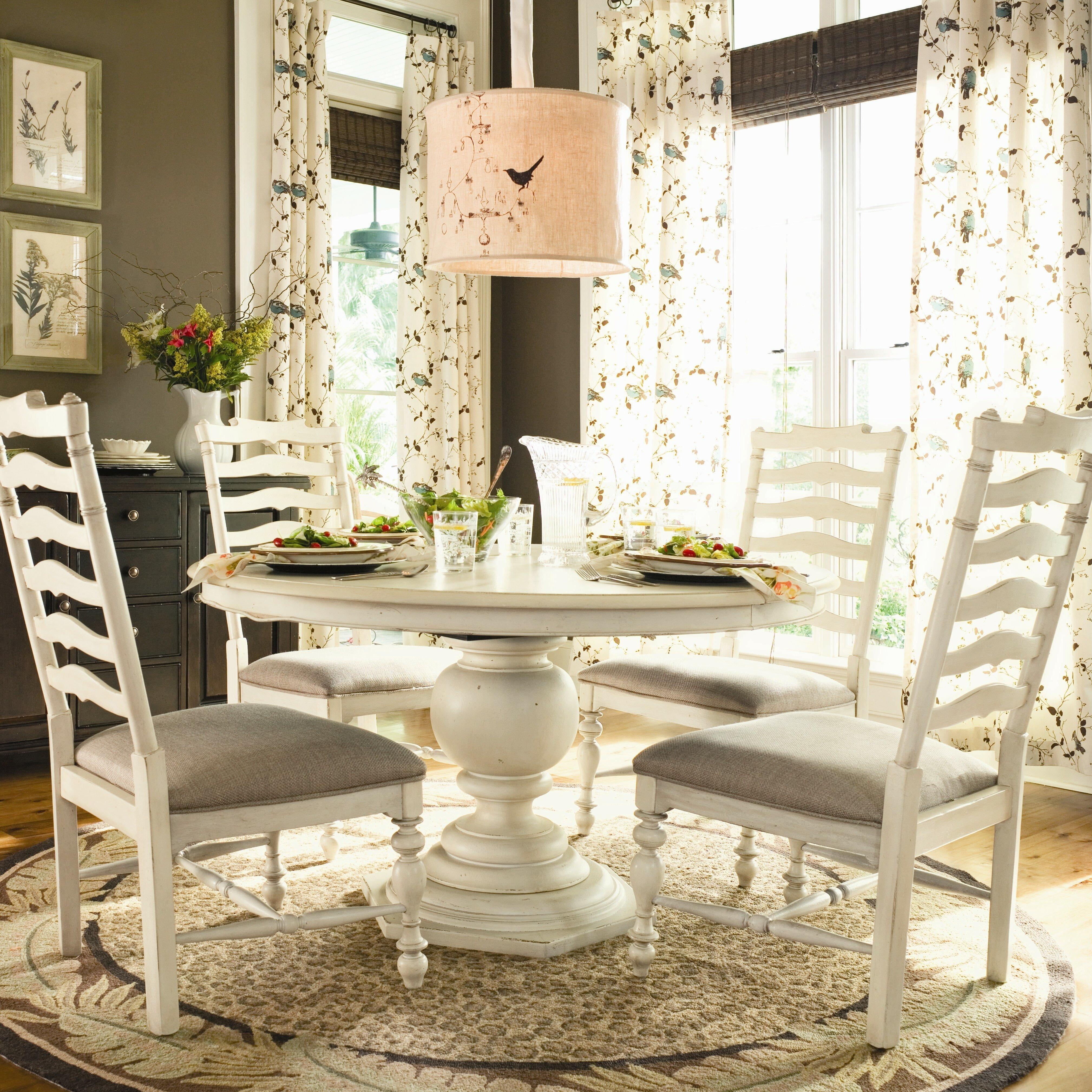 Paula Dean Bedroom Furniture Paula Deen Home Paulas Extendable Dining Table Reviews Wayfair