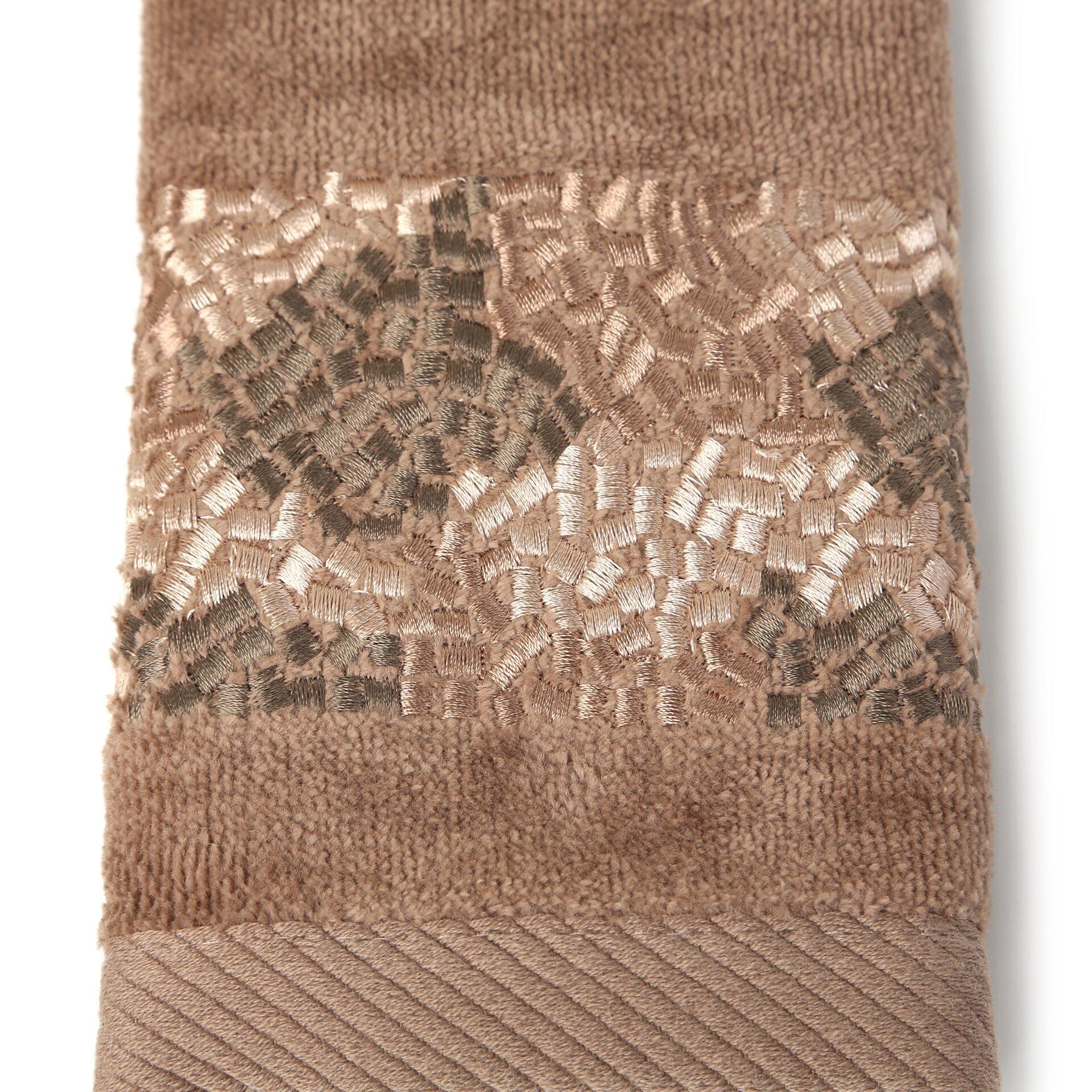 Croscill Kitchen Towels: Croscill Mosaic Fingertip Towel & Reviews