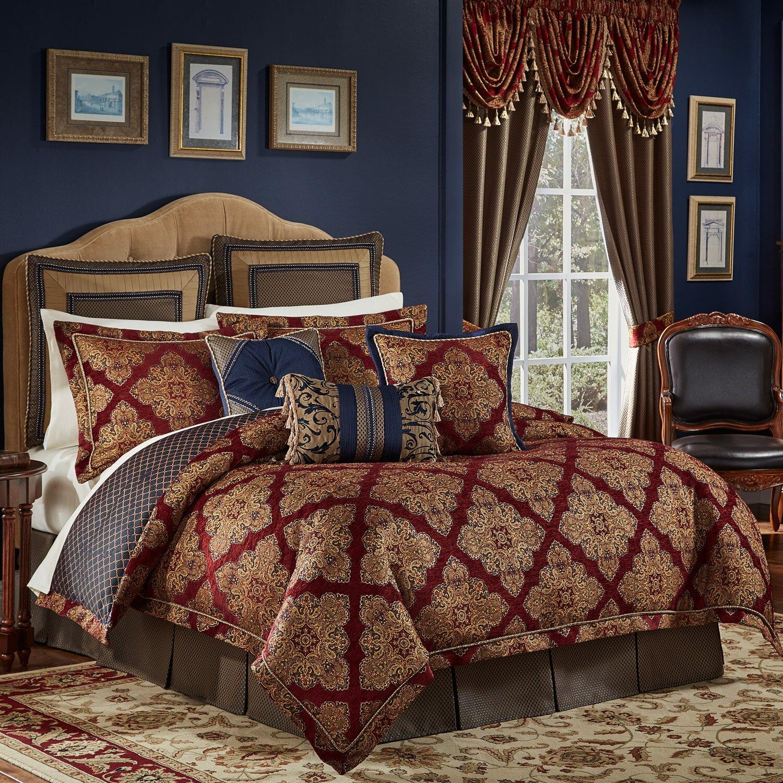 Croscill Sebastian 4 Piece Comforter Set Amp Reviews Wayfair