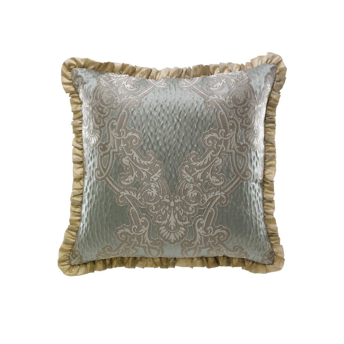Throw Pillow That Says Home : Croscill Opal Throw Pillow & Reviews Wayfair