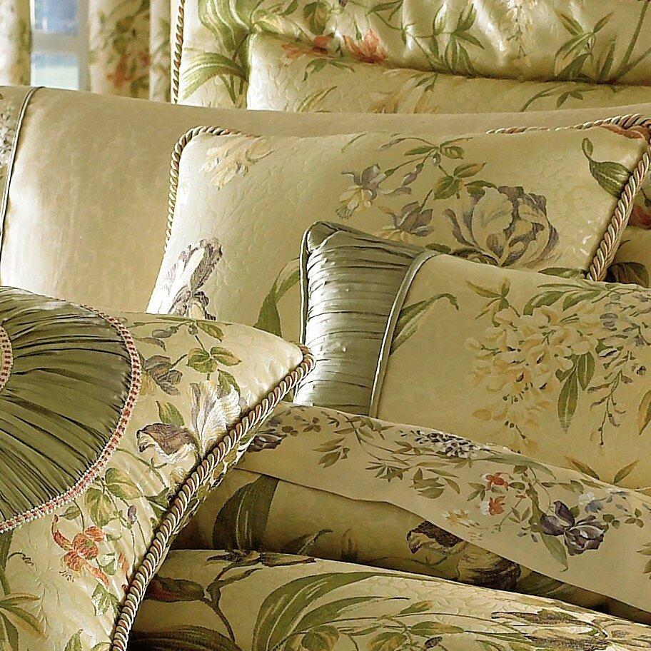 Croscill Iris Comforter Collection Amp Reviews Wayfair