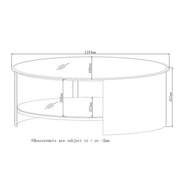 Jual Couchtisch Curve & Reviews von {manufacturer