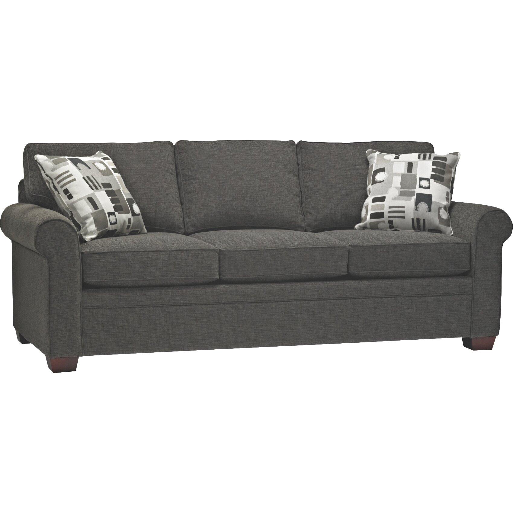 sofas to go tom double sleeper sofa wayfair. Black Bedroom Furniture Sets. Home Design Ideas
