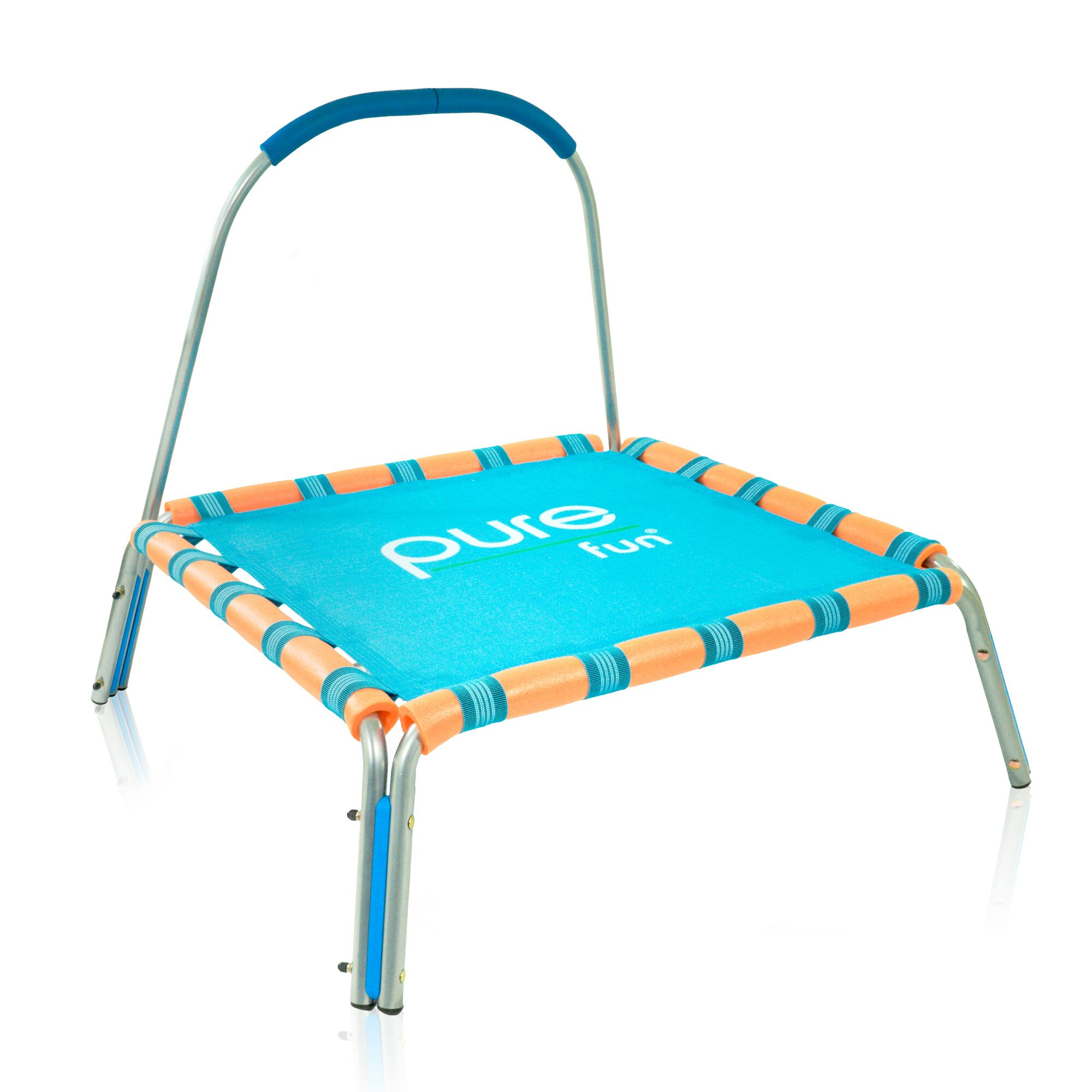 "Pure Fun Kid's 37.8"" Jumper Trampoline & Reviews"