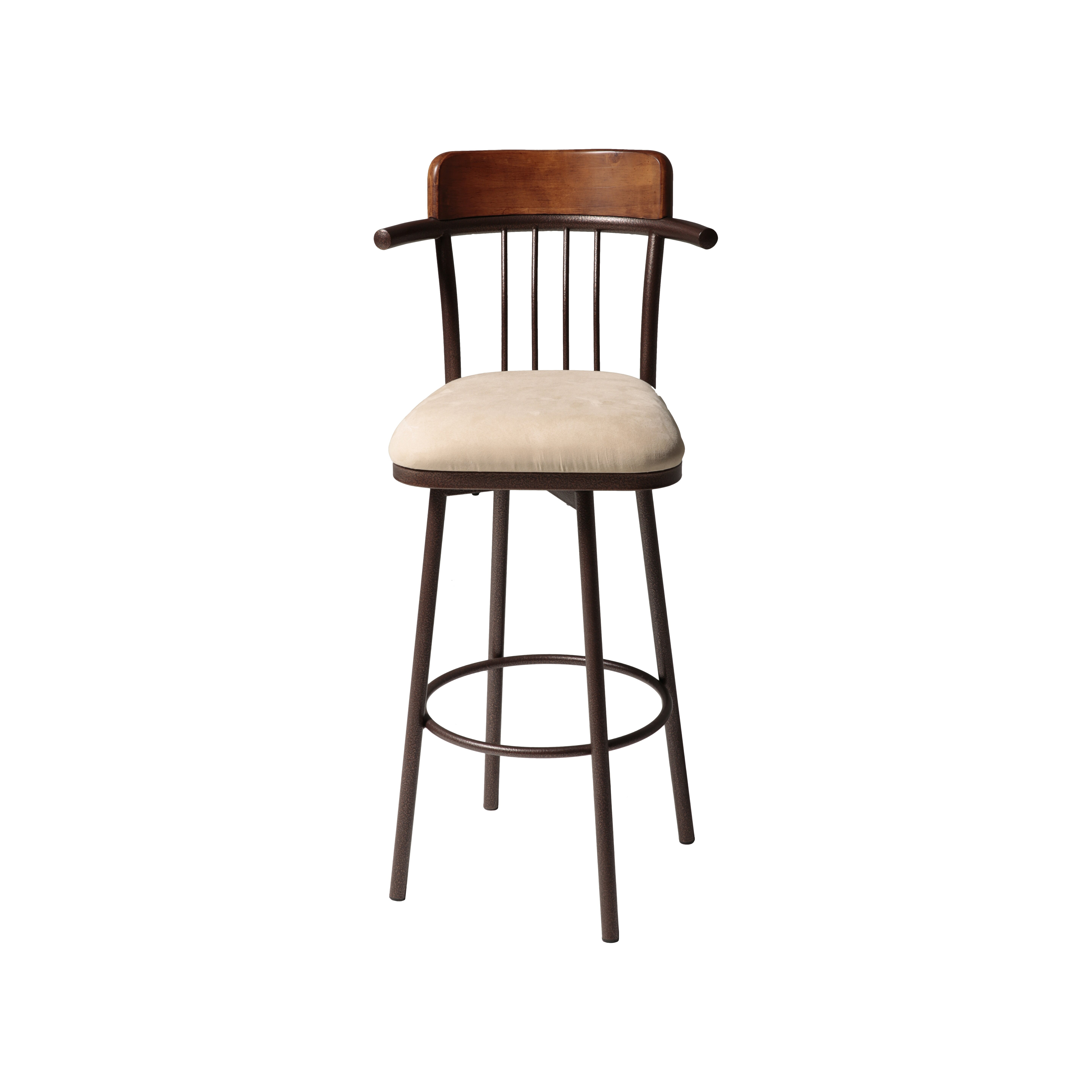 Fashion Bed Group Augusta 26 Quot Swivel Bar Stool Amp Reviews