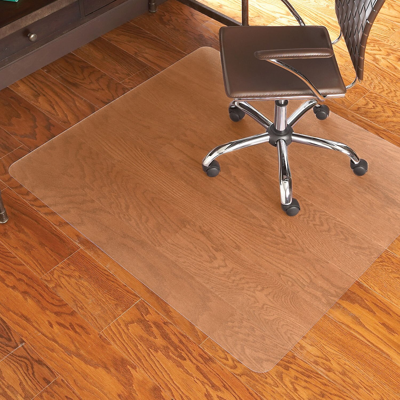 es robbins everlife hard floor straight edge chair mat reviews. Black Bedroom Furniture Sets. Home Design Ideas