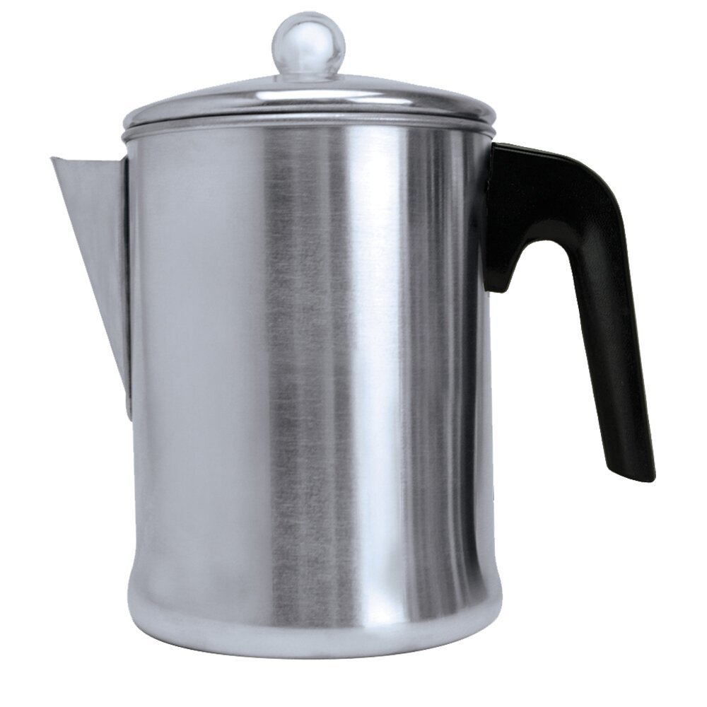 Primula stove top aluminum coffee percolator reviews for Best coffee percolator