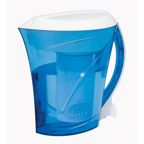 Zerowater Water Filtration Pitcher With Electronic Tester