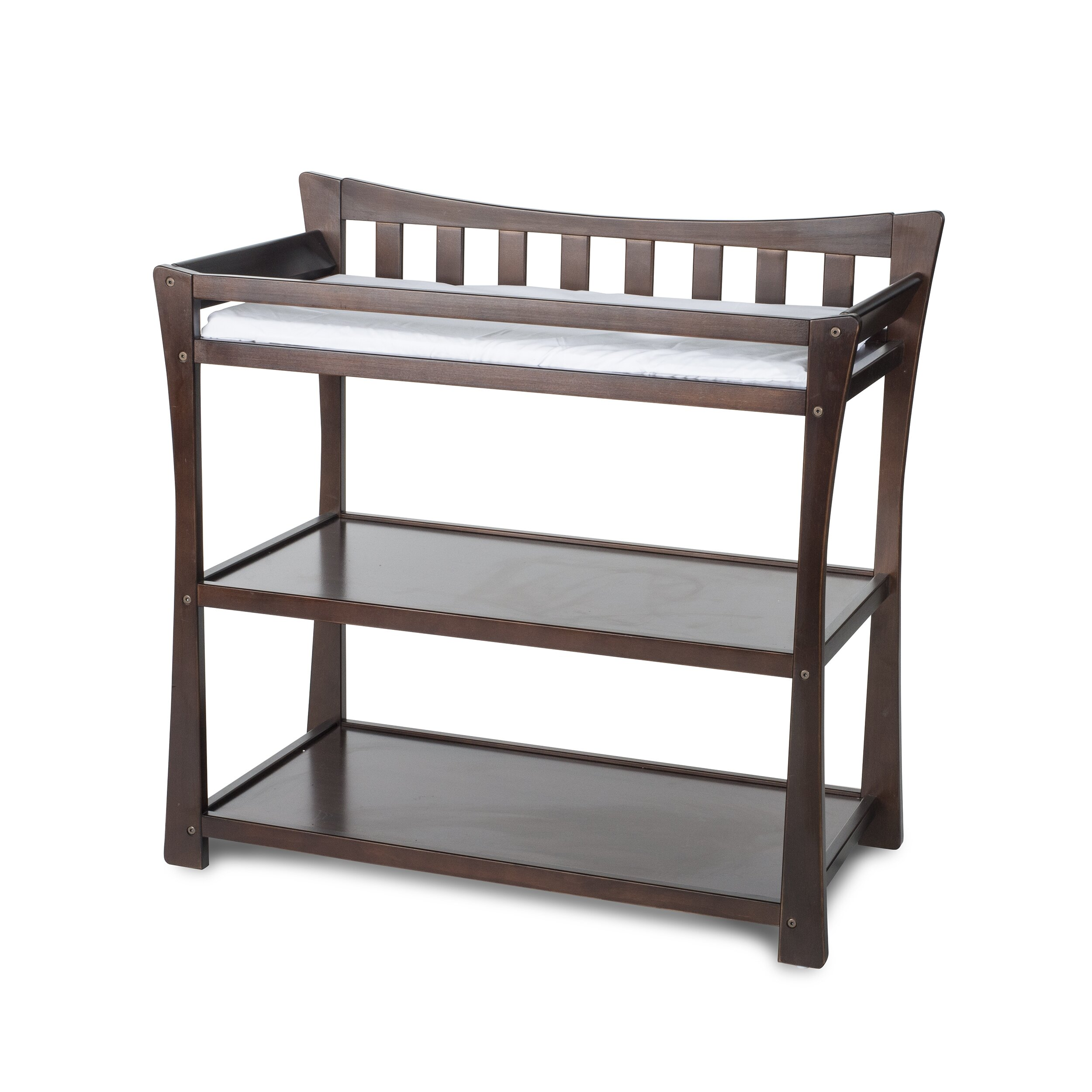Child craft parisian dressing table reviews wayfair for Child craft changing table