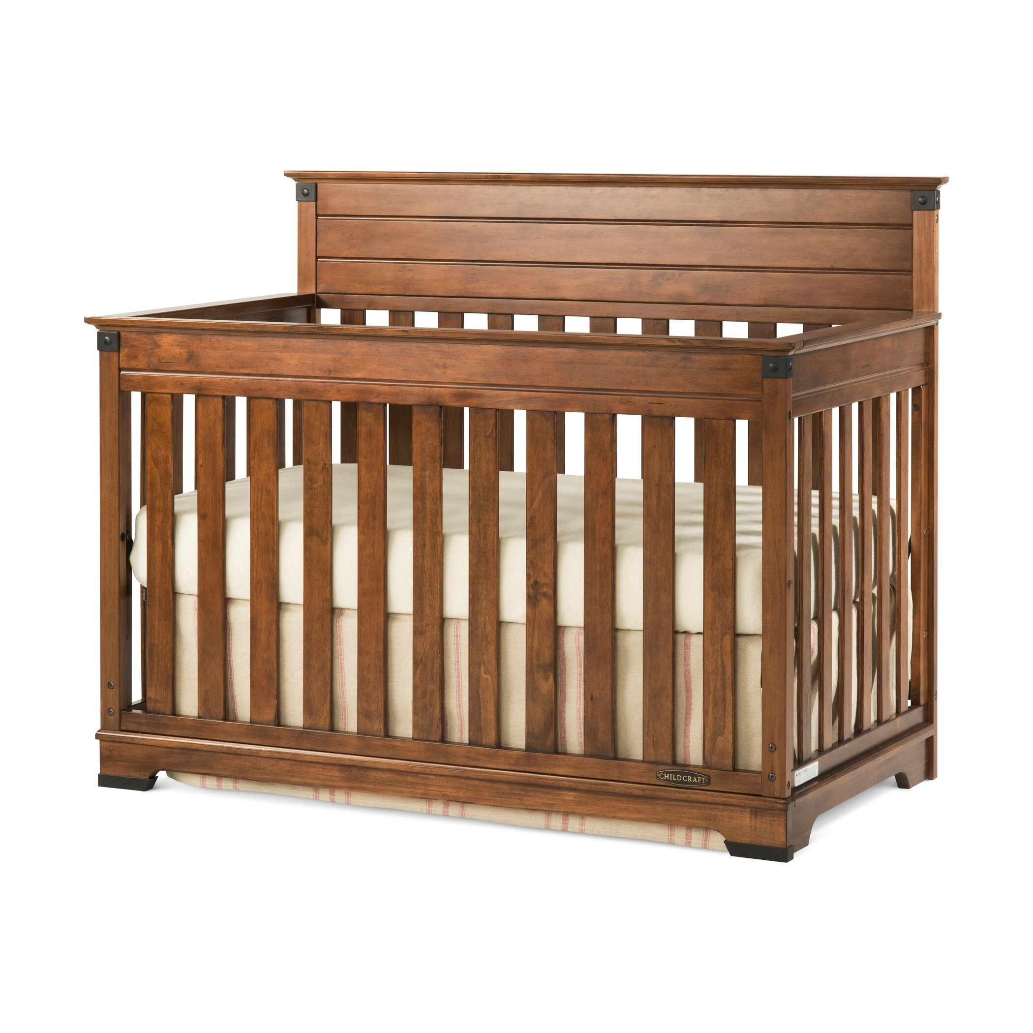 how to build a crib from scratch