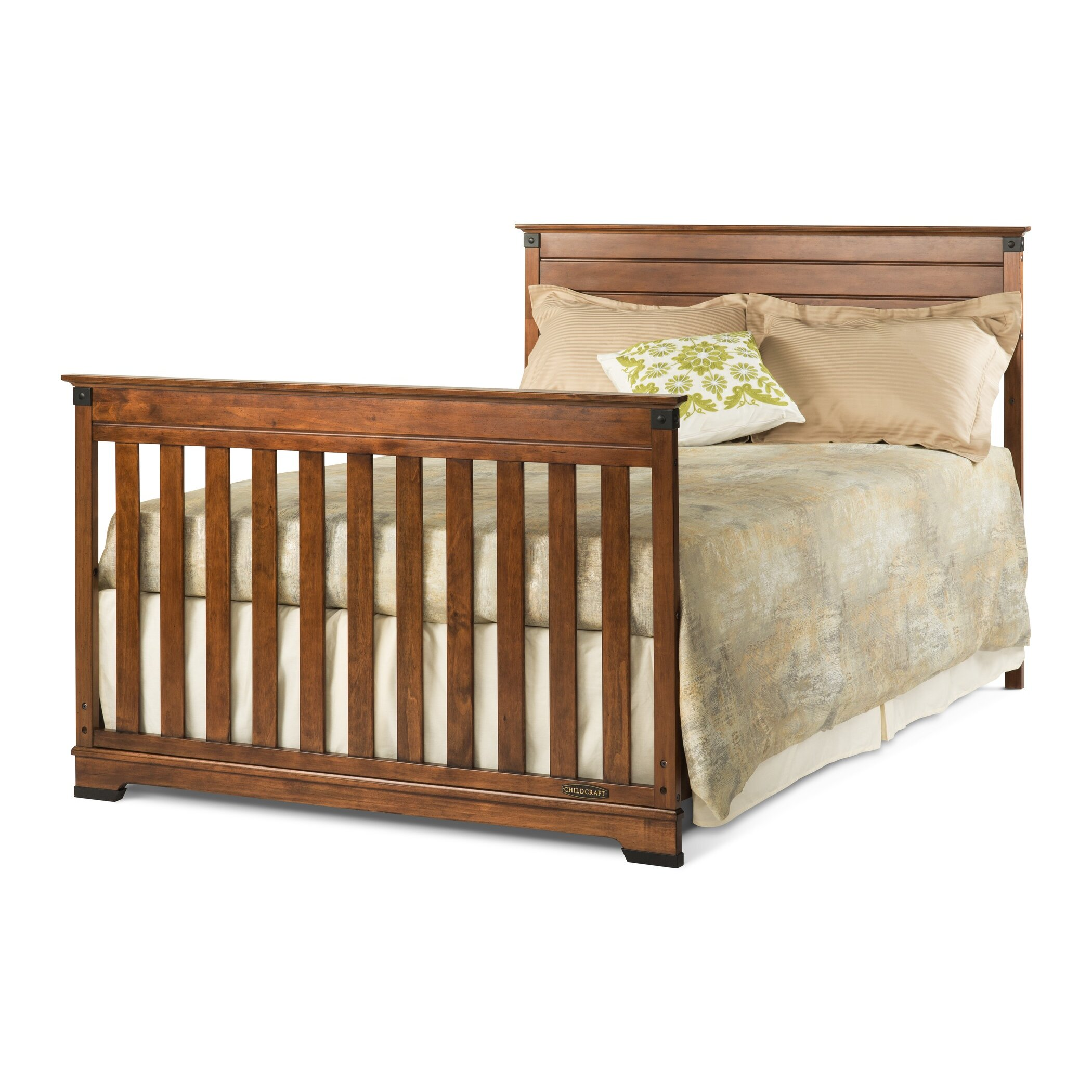 Child craft redmond convertible crib reviews wayfair for Child craft crib reviews