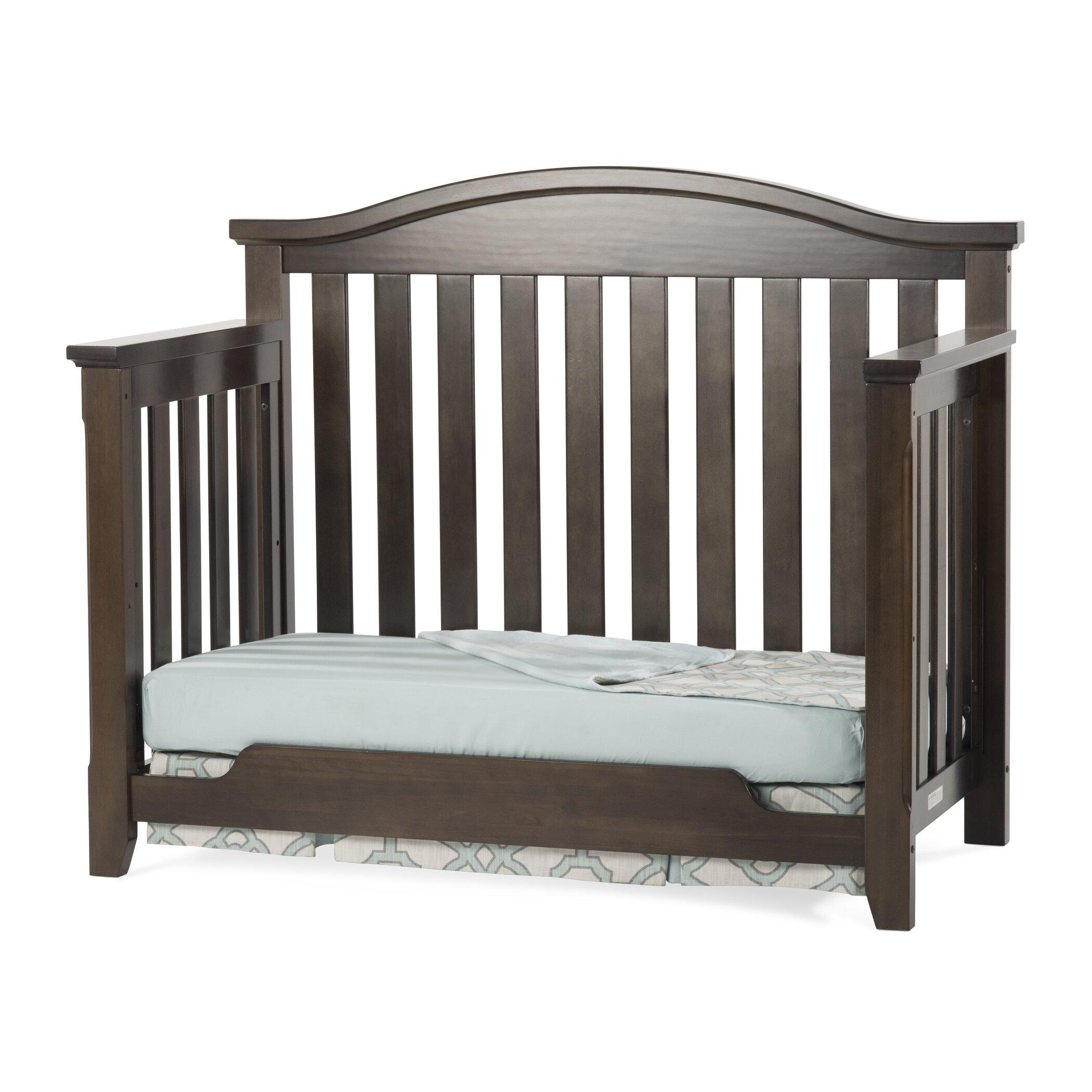 baby convertible crib davinci kalani 4 in 1 convertible. Black Bedroom Furniture Sets. Home Design Ideas