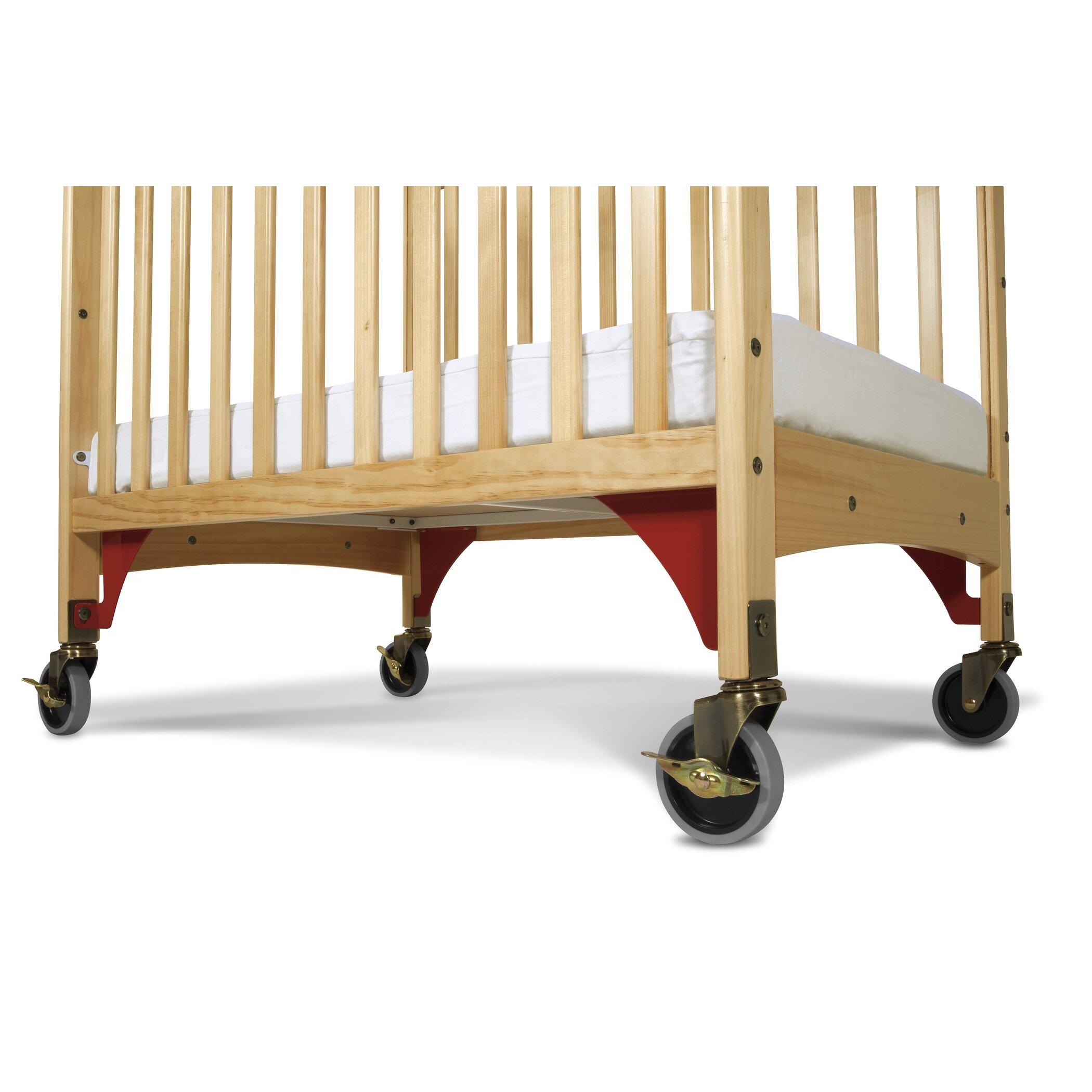 Evacuation crib for sale - Safe Haven Professional Series Evacuation Compact Crib With Mattress