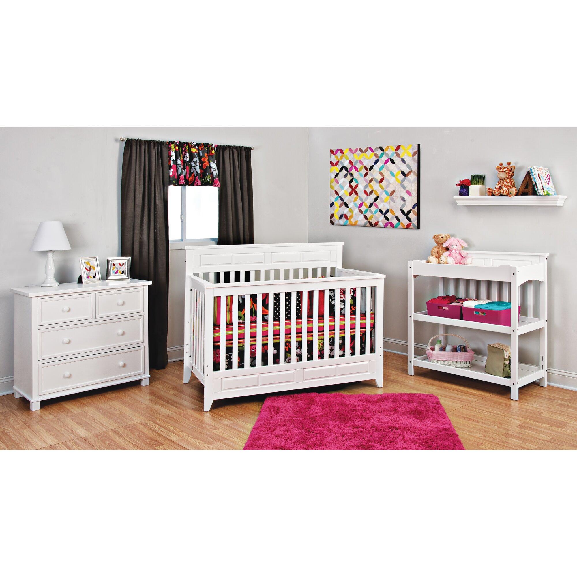 child craft logan changing table reviews wayfair. Black Bedroom Furniture Sets. Home Design Ideas