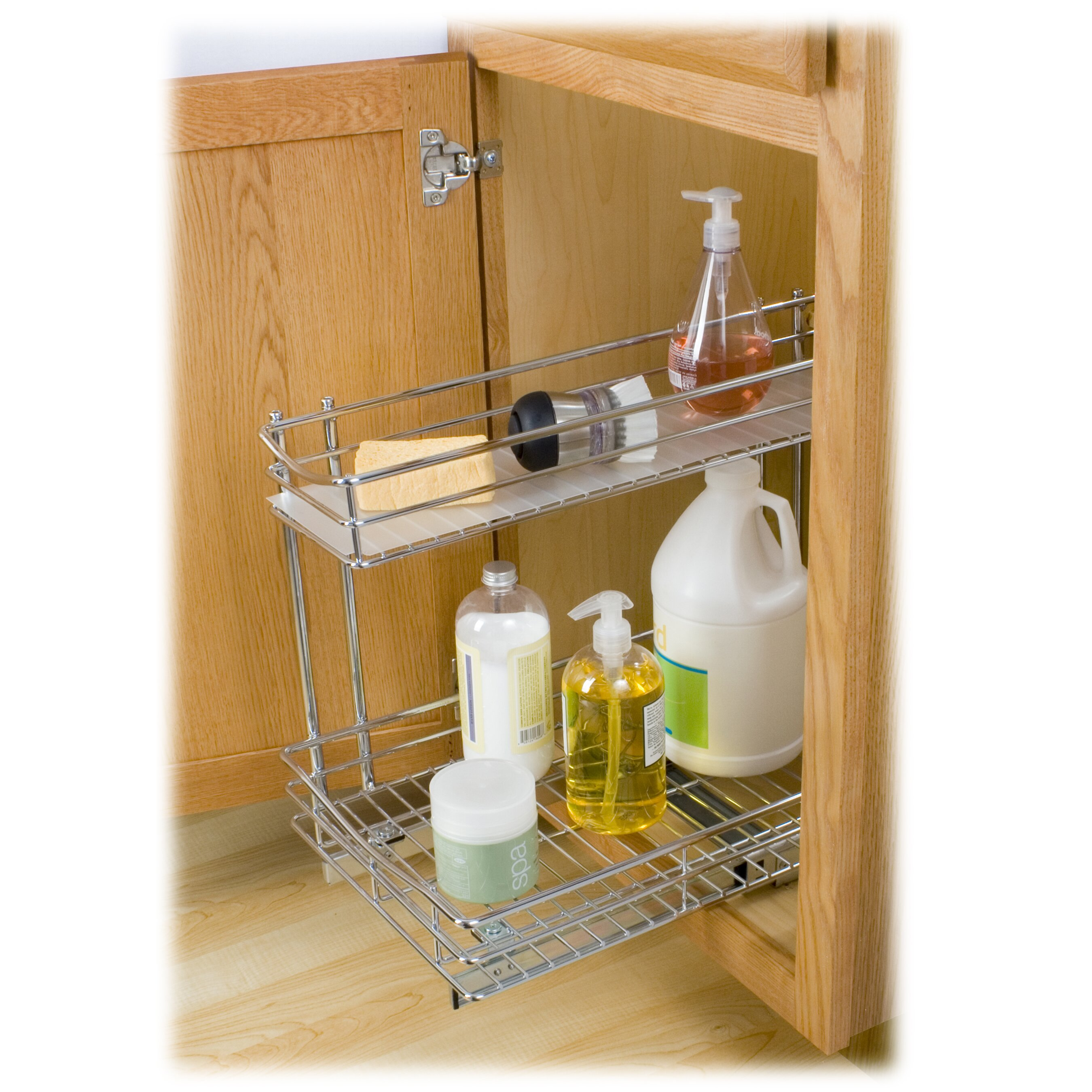 Lynk Lynk Professional Roll Out Under Sink Cabinet