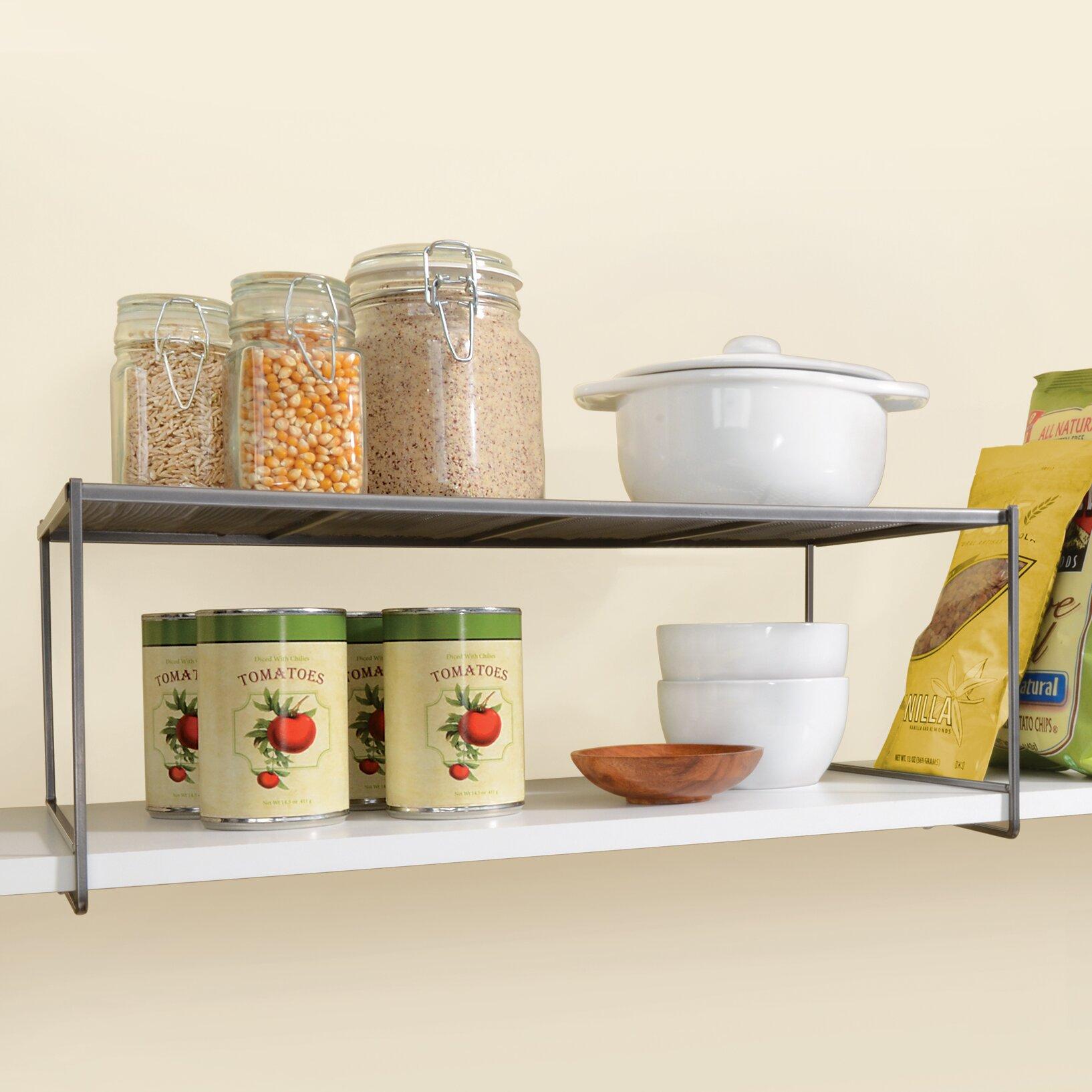 Lynk Locking Large Kitchen Pantry Cabinet Shelf Reviews