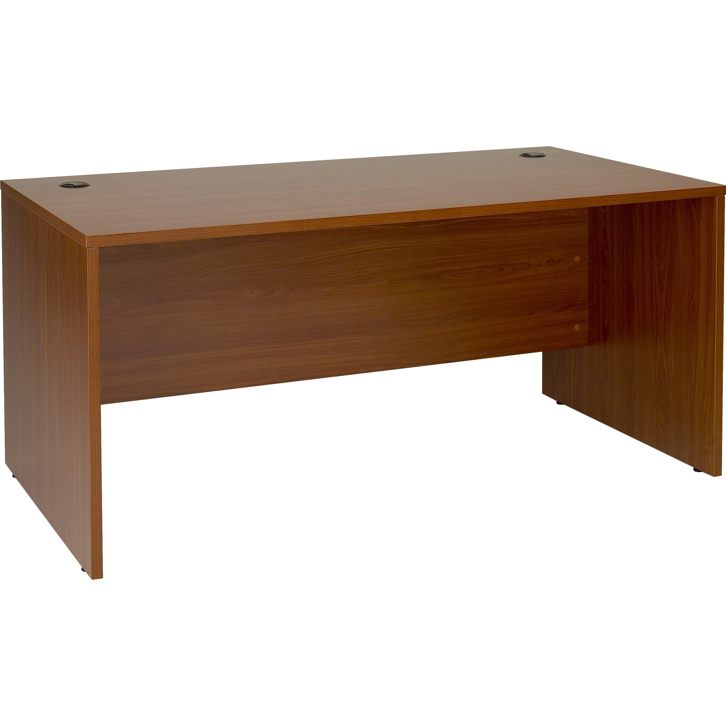 Unique Furniture 100 Collection Desk Shell Reviews Wayfair