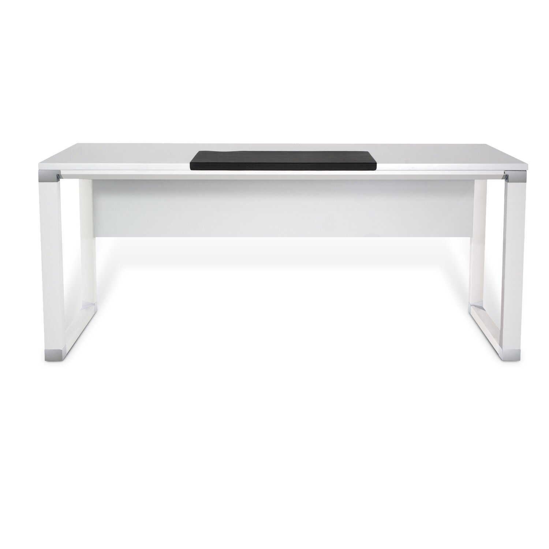 Unique furniture 500 series computer desk reviews wayfair - Unique desks for home office ...