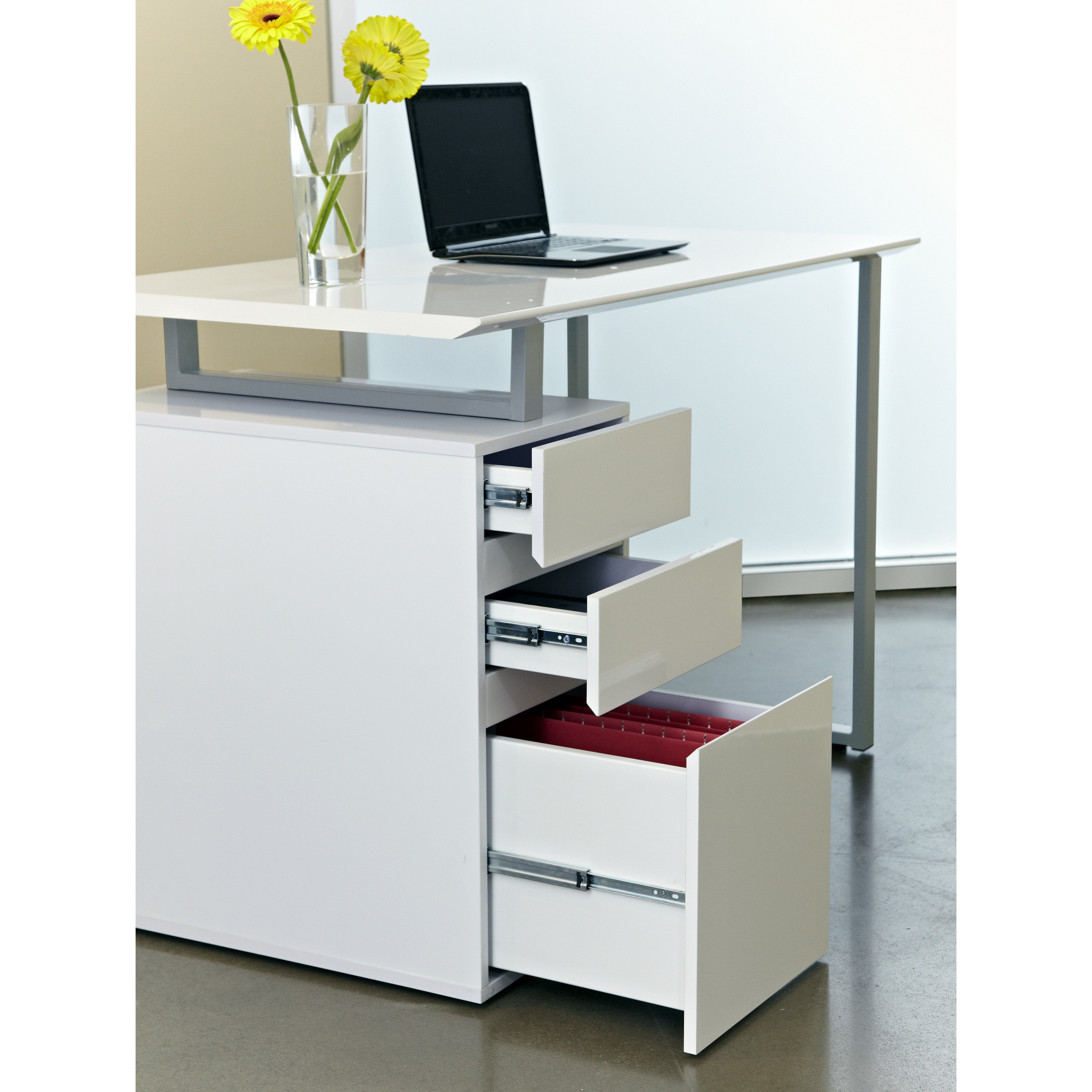Jesper office tribeca 220 study writing desk reviews wayfair - Jesper office desk ...