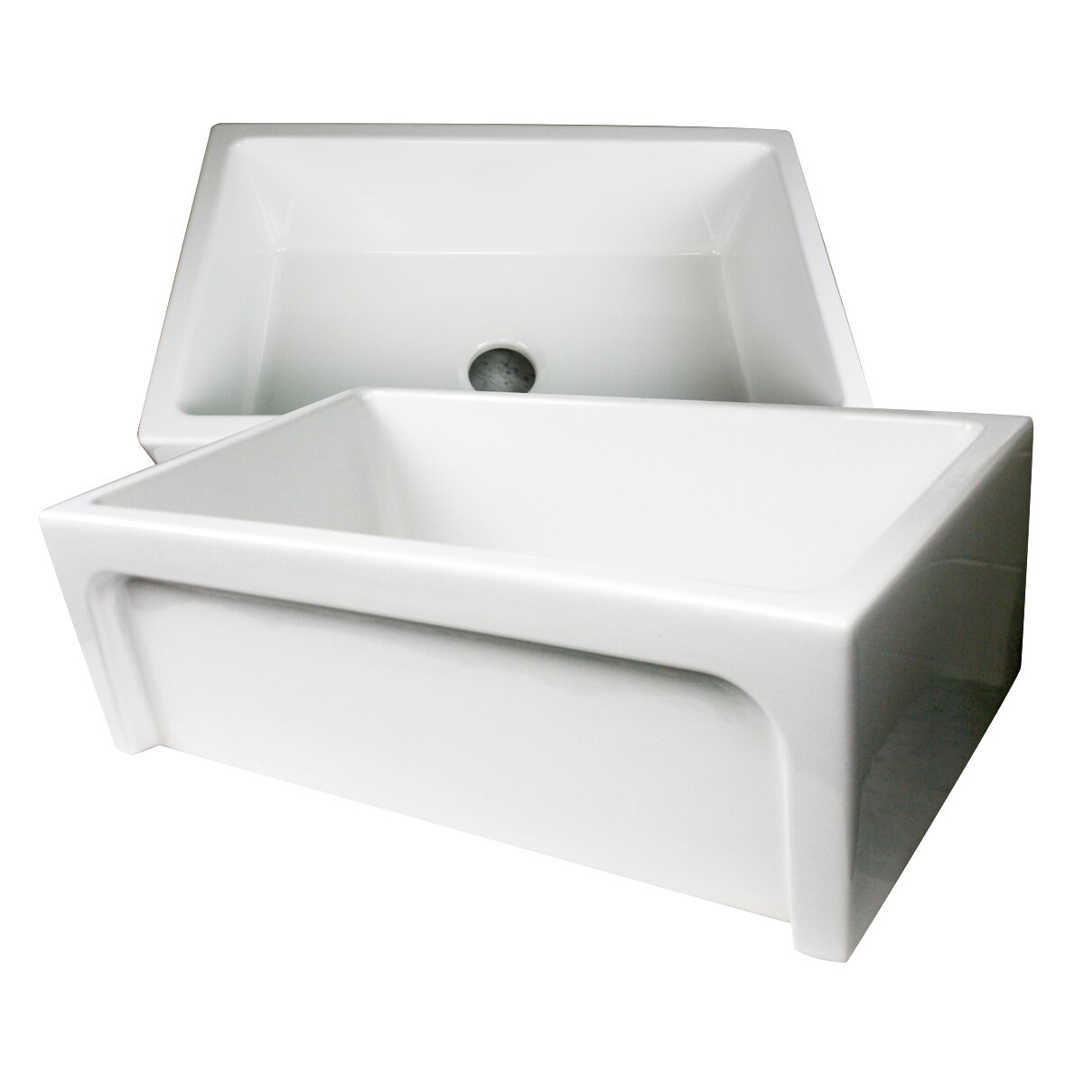 nantucket sinks 30 quot x 18 quot chatham single bowl kitchen sink