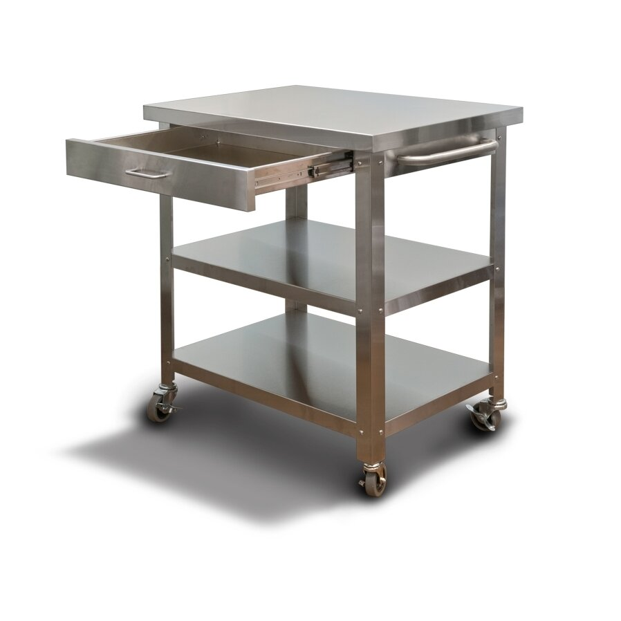 Danver Cocina Kitchen Serving Cart & Reviews