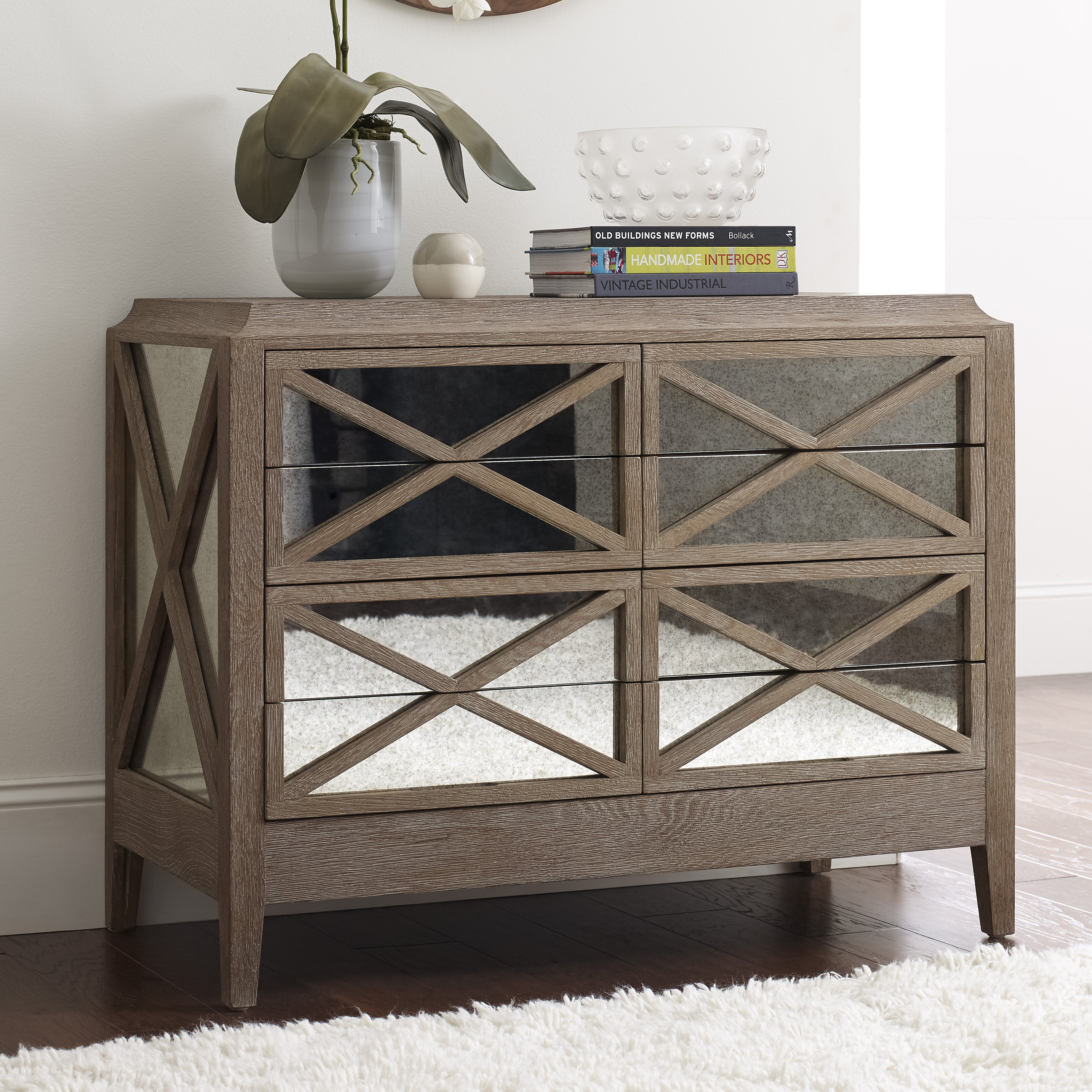 Tommy Hilfiger Ludo 8 Drawer Dresser Wayfair