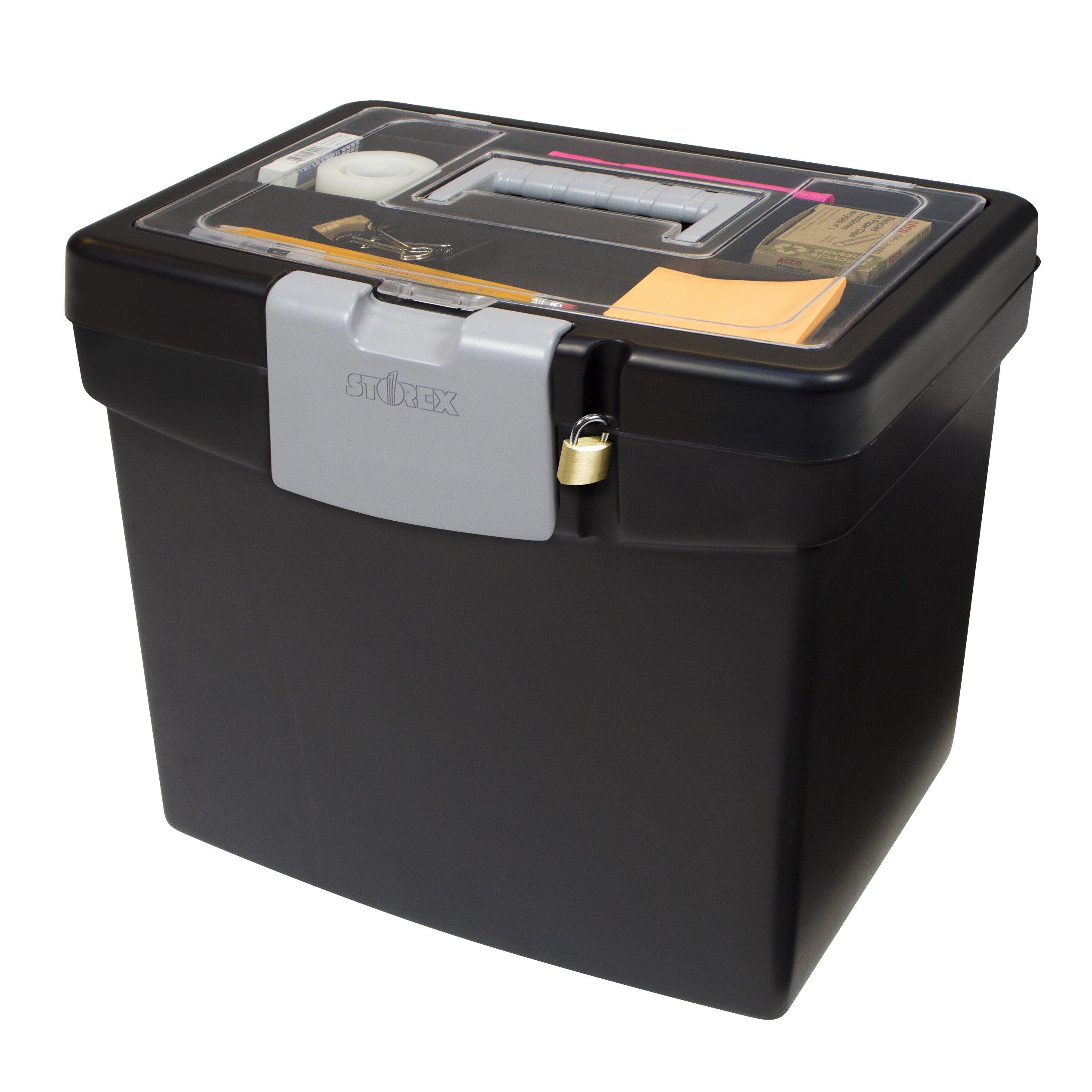 Portable file
