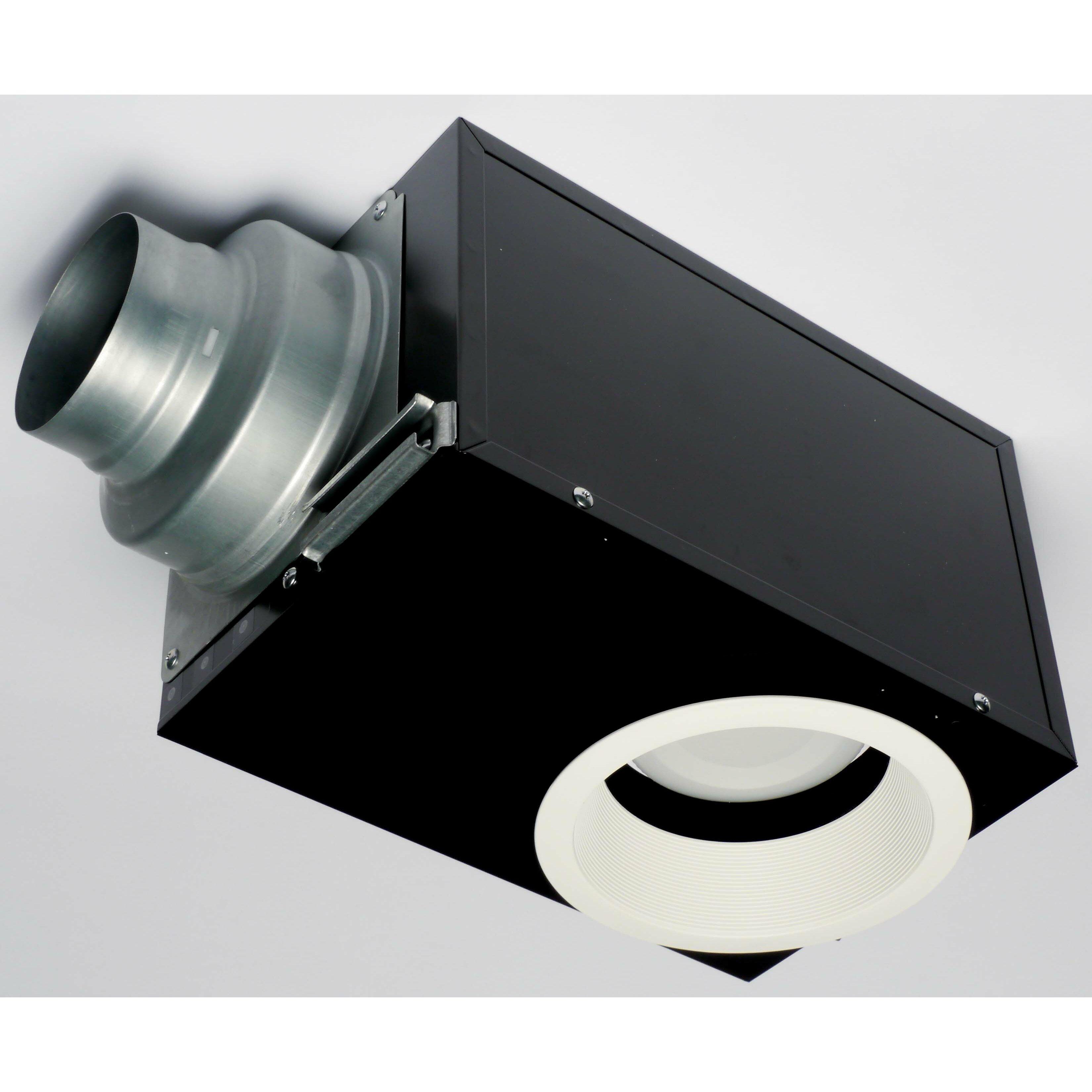 panasonic whisperrecessed 80 cfm energy star bathroom fan. Black Bedroom Furniture Sets. Home Design Ideas
