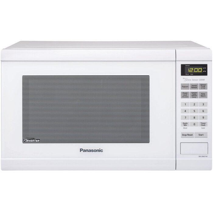 Countertop Microwave Reviews : Panasonic 1.2 Cu. Ft. 1200W Countertop Microwave & Reviews Wayfair