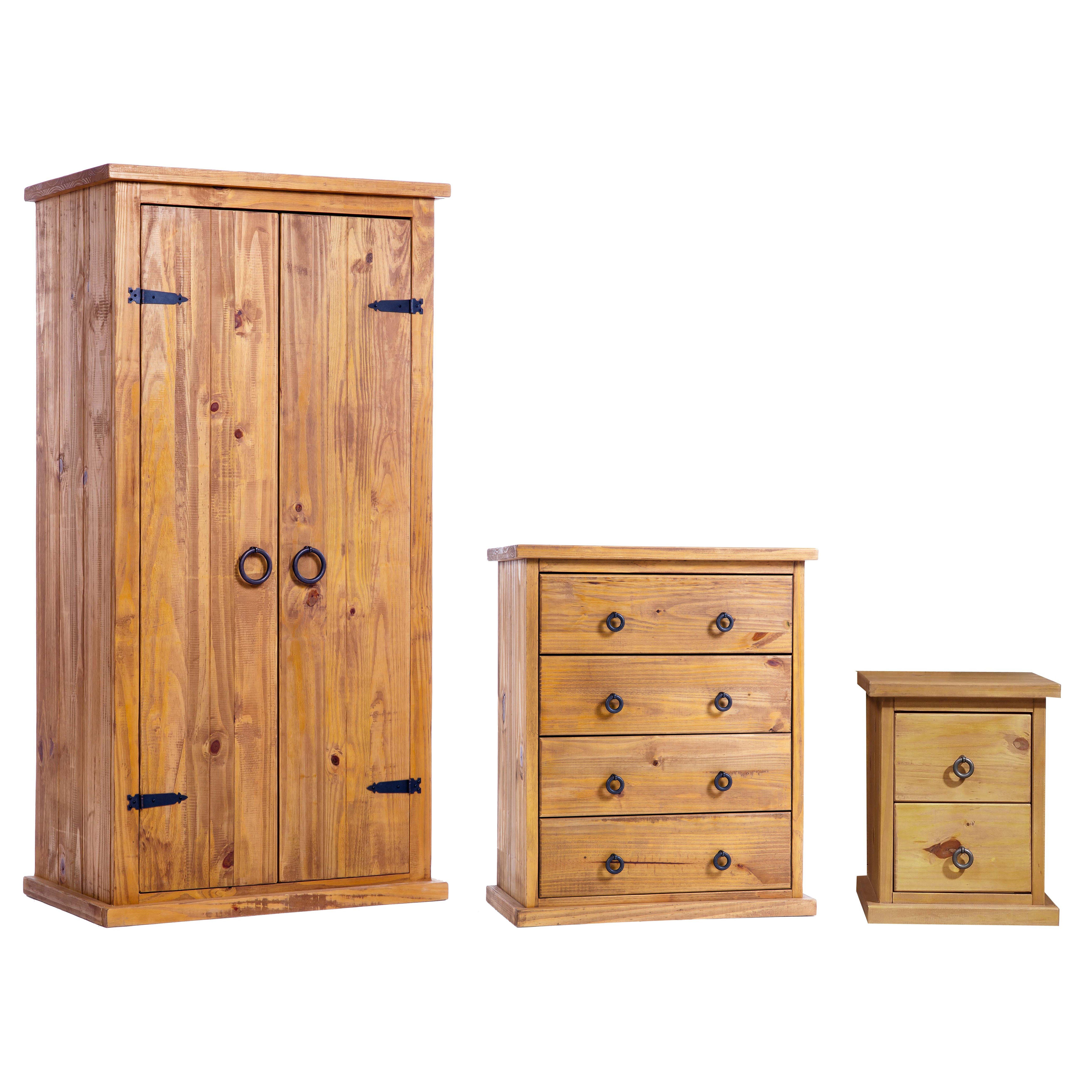 Home Haus Courta Bedroom Set Reviews Wayfair Uk